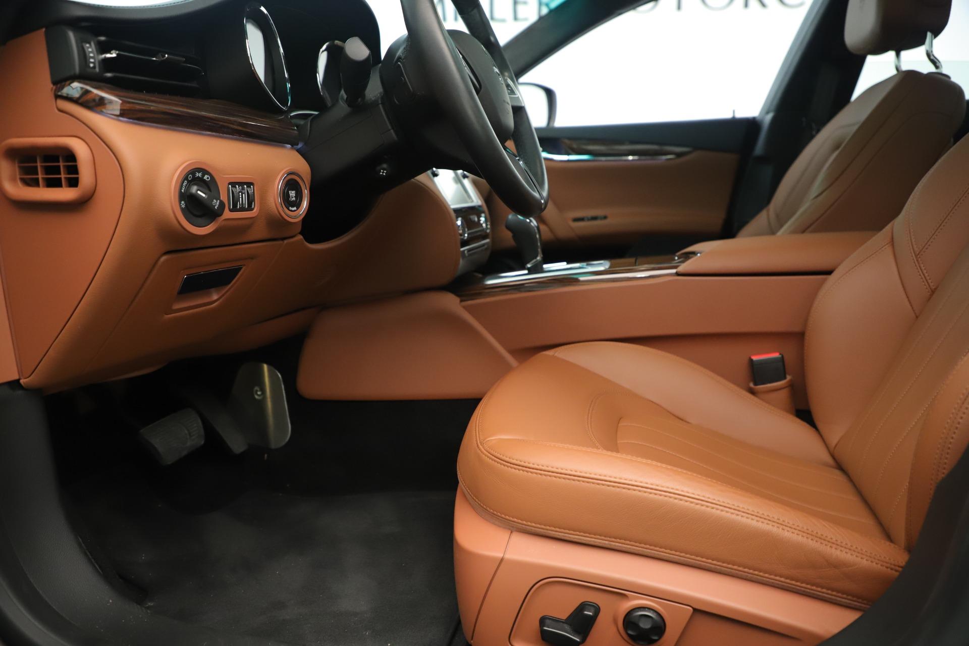 Used 2014 Maserati Quattroporte S Q4 For Sale In Westport, CT 3432_p14