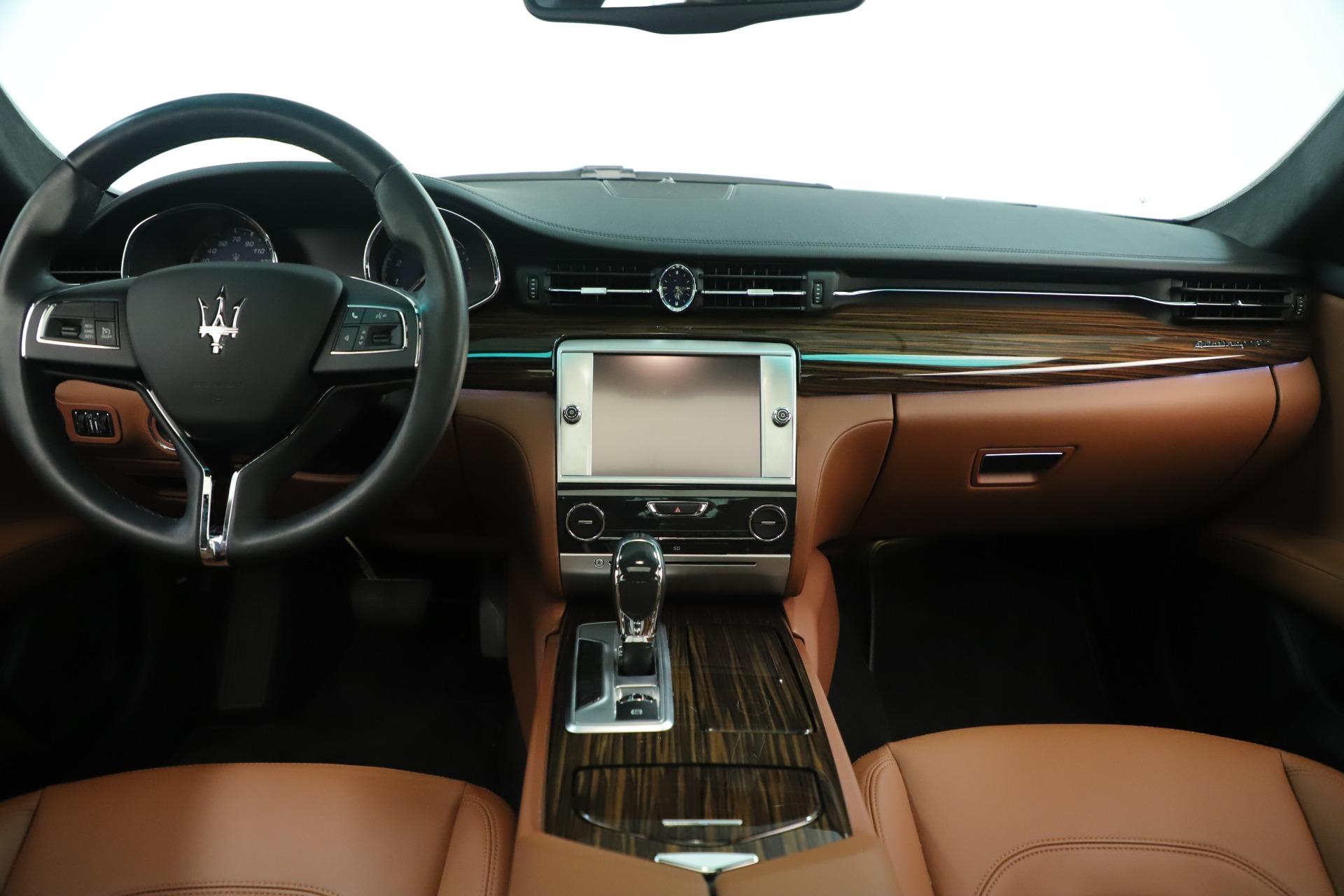 Used 2014 Maserati Quattroporte S Q4 For Sale In Westport, CT 3432_p18