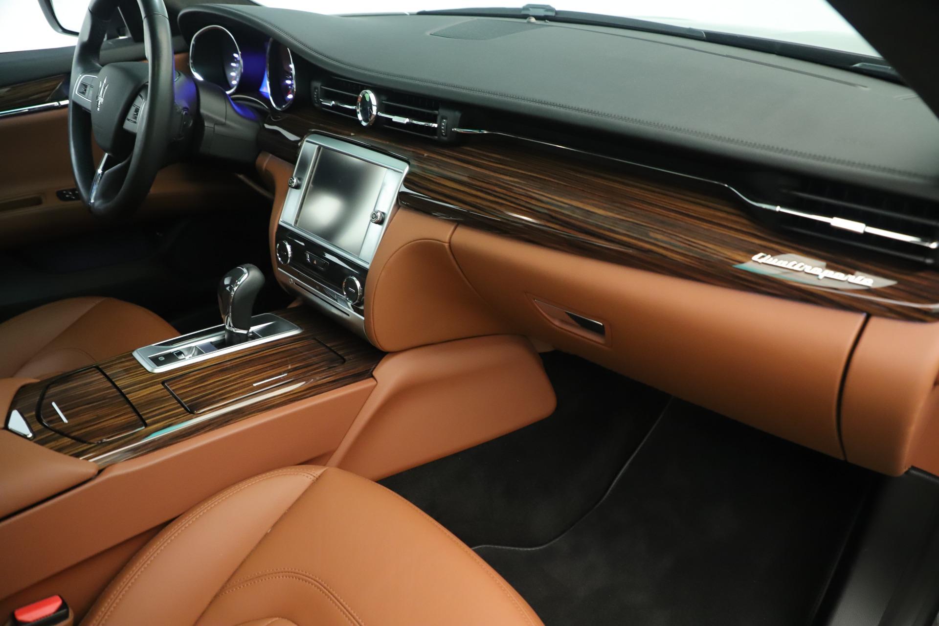Used 2014 Maserati Quattroporte S Q4 For Sale In Westport, CT 3432_p19