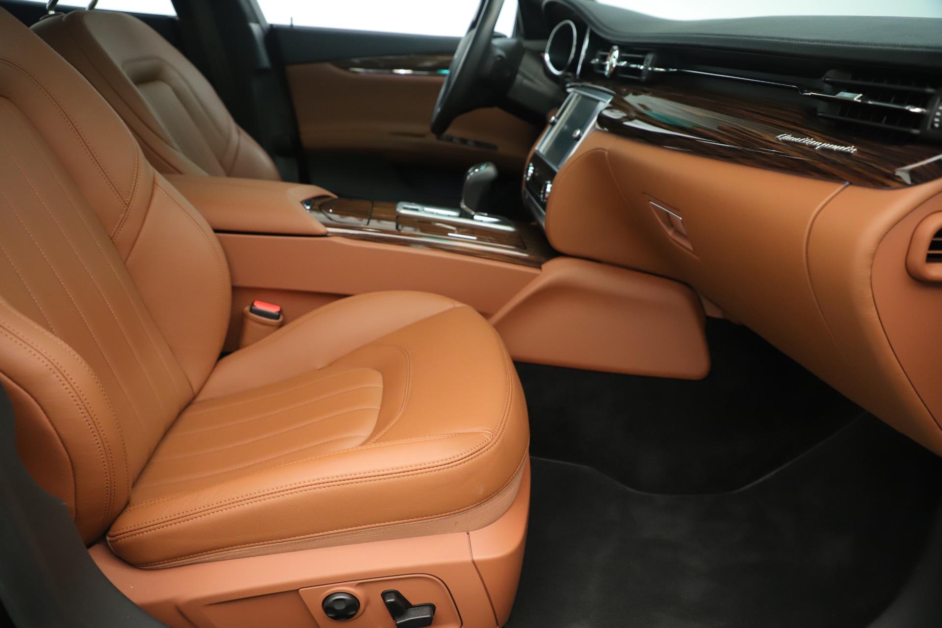 Used 2014 Maserati Quattroporte S Q4 For Sale In Westport, CT 3432_p20
