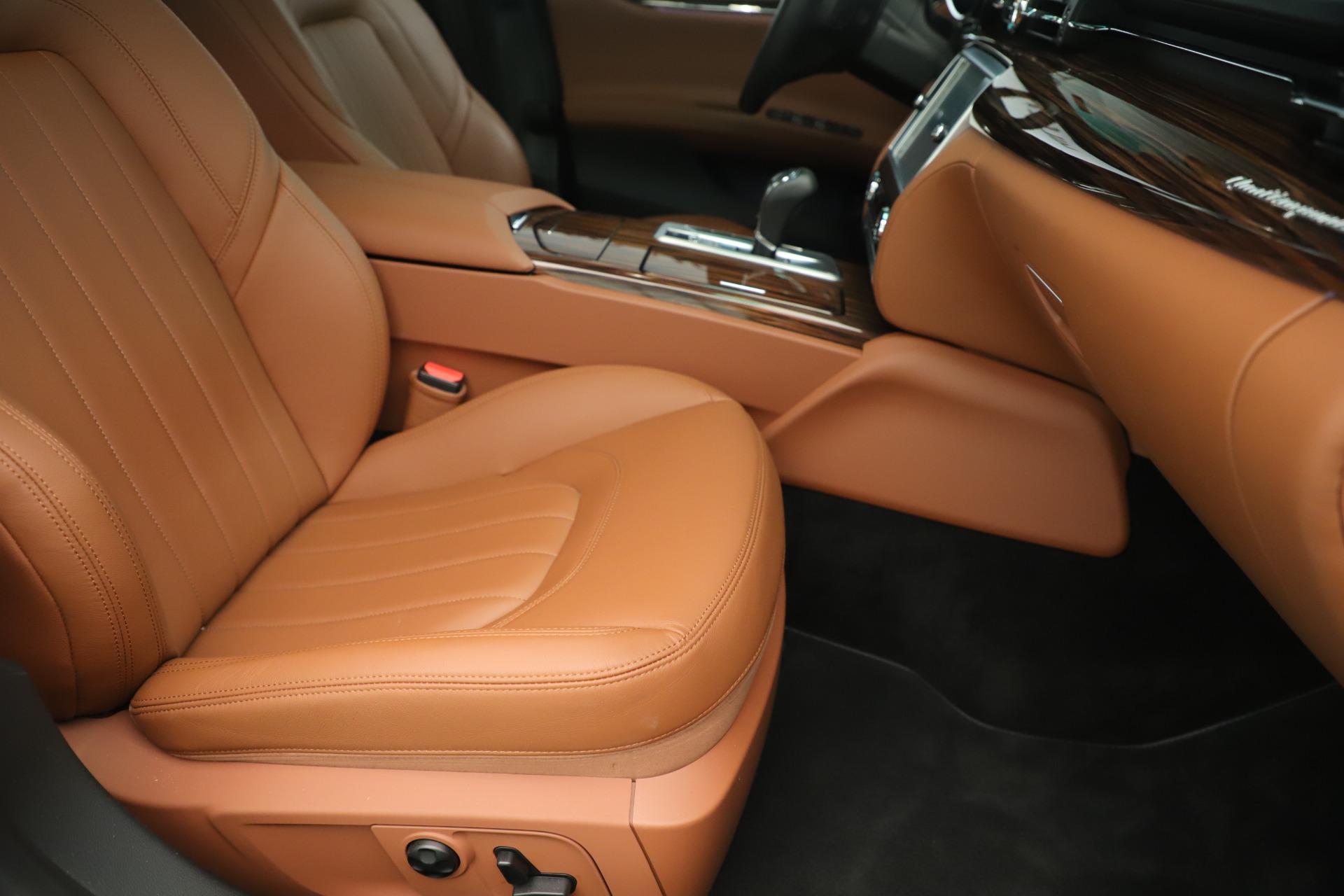 Used 2014 Maserati Quattroporte S Q4 For Sale In Westport, CT 3432_p21
