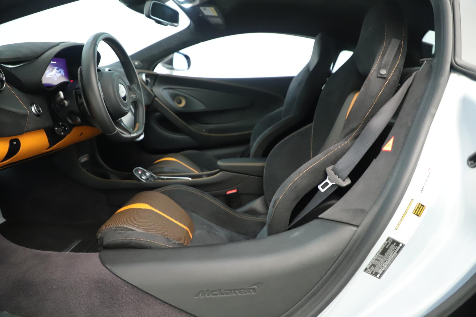 Used 2016 McLaren 570S Coupe For Sale In Westport, CT 3433_p14