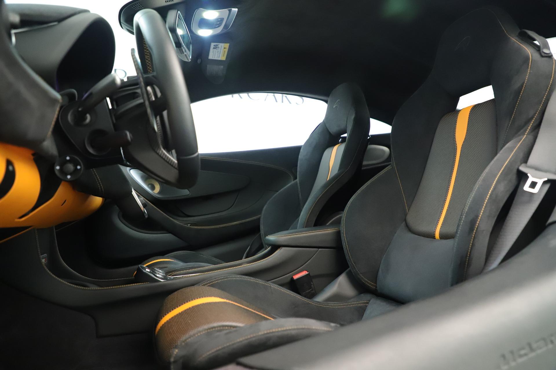 Used 2016 McLaren 570S Coupe For Sale In Westport, CT 3433_p15