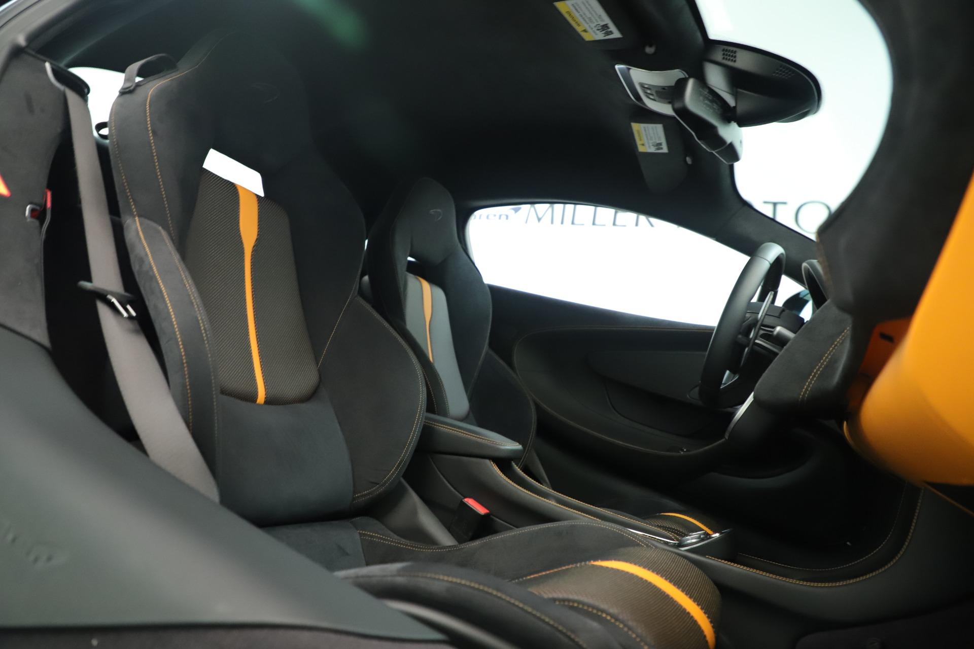 Used 2016 McLaren 570S Coupe For Sale In Westport, CT 3433_p18