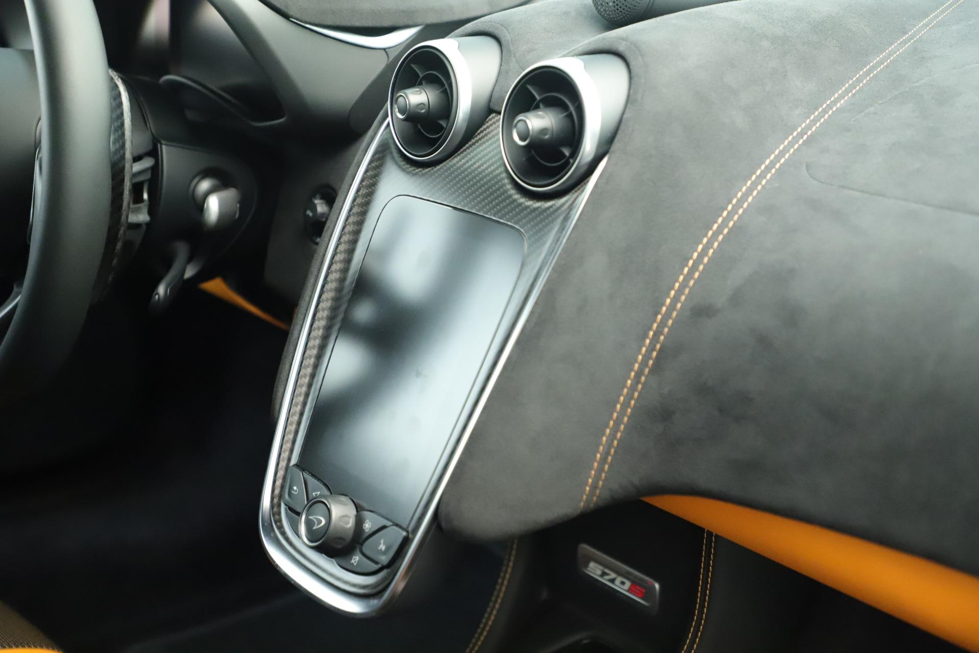 Used 2016 McLaren 570S Coupe For Sale In Westport, CT 3433_p22