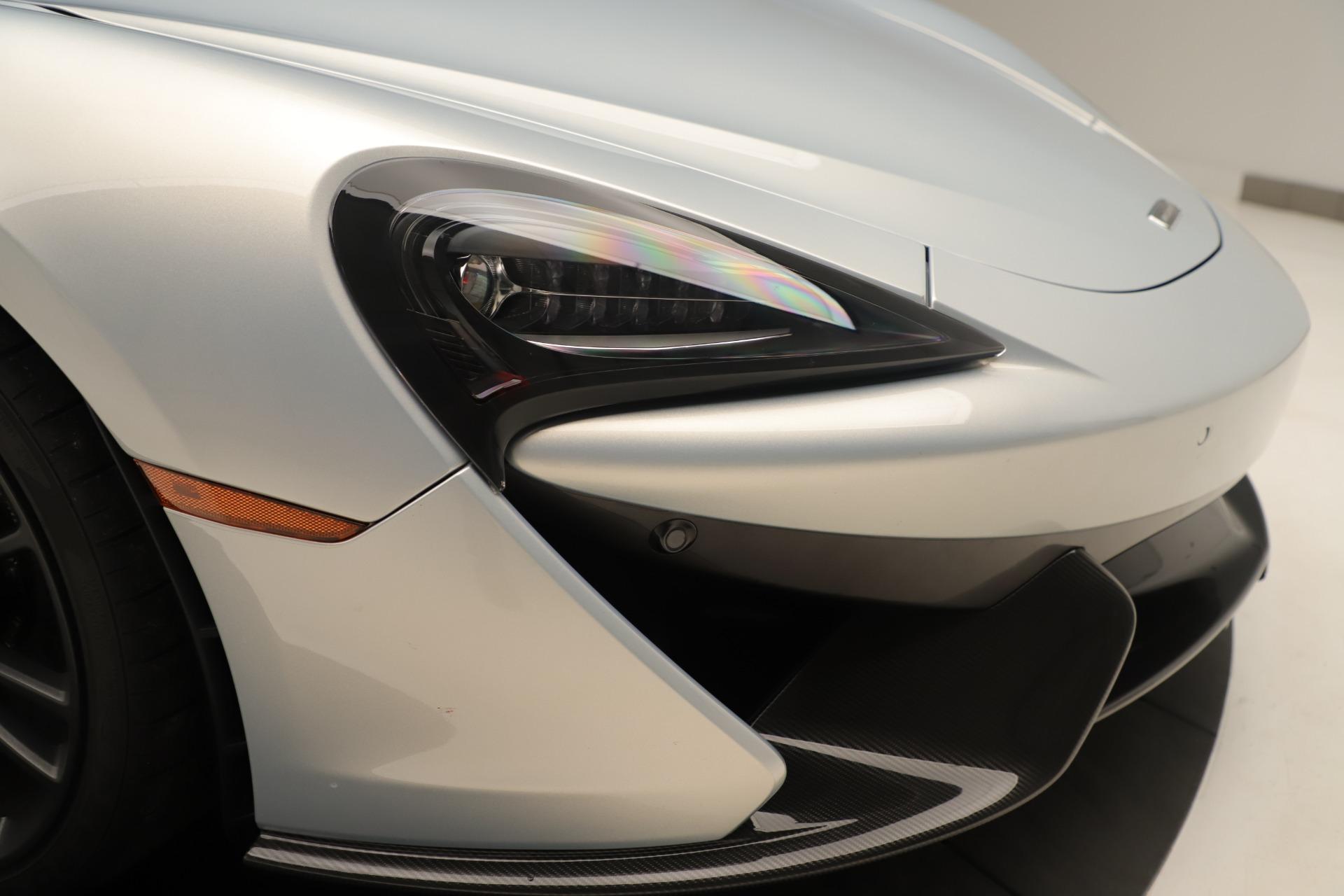 Used 2016 McLaren 570S Coupe For Sale In Westport, CT 3433_p24
