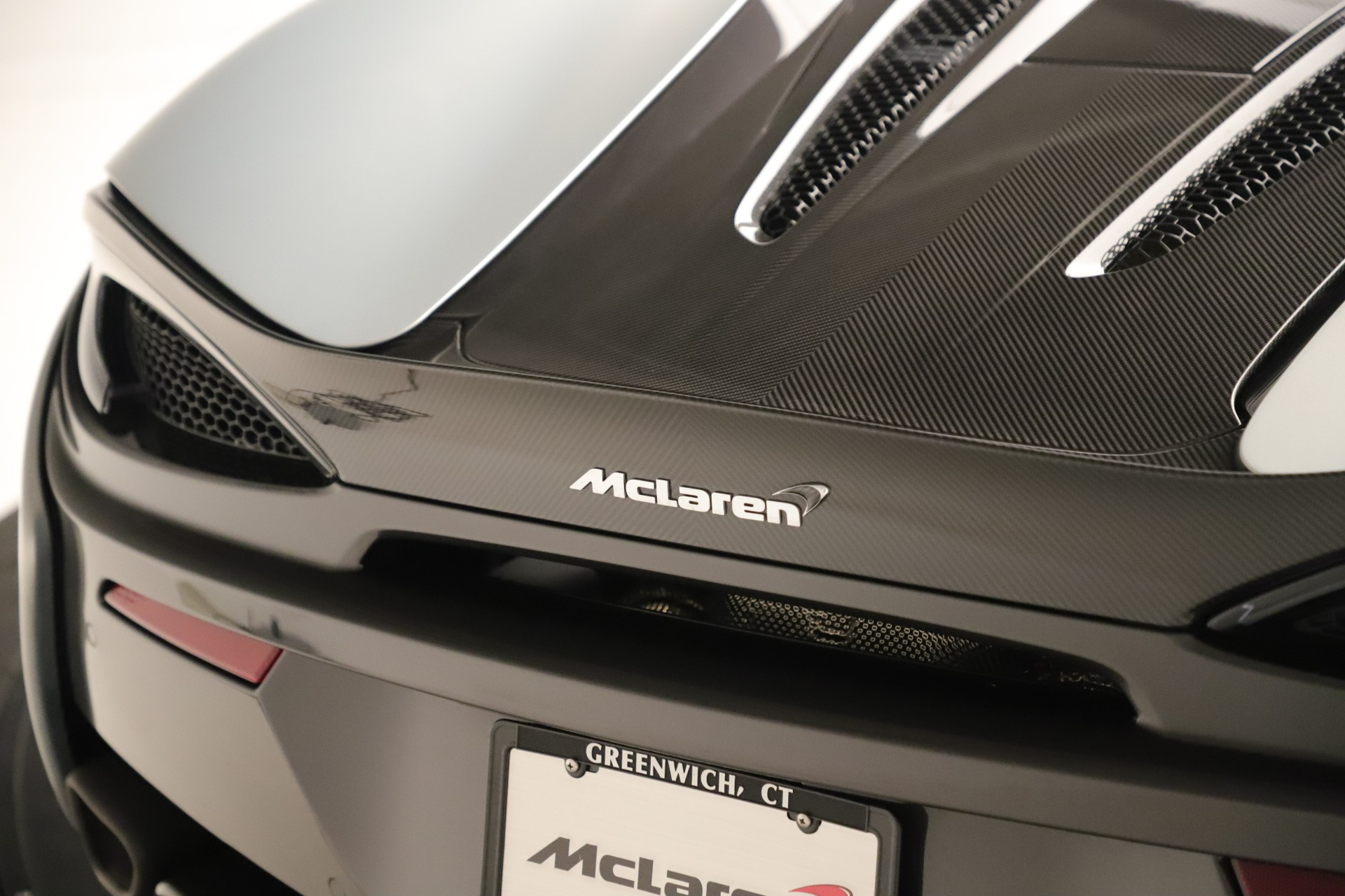 Used 2016 McLaren 570S Coupe For Sale In Westport, CT 3433_p27