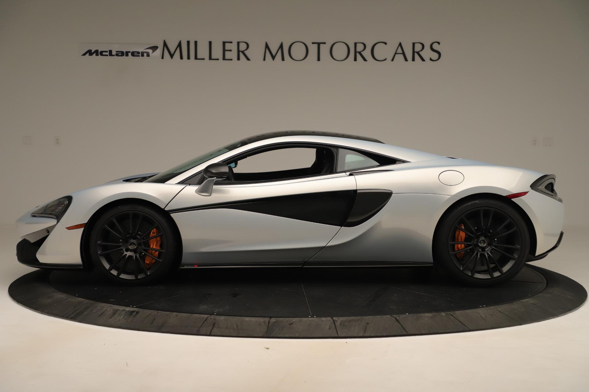 Used 2016 McLaren 570S Coupe For Sale In Westport, CT 3433_p2