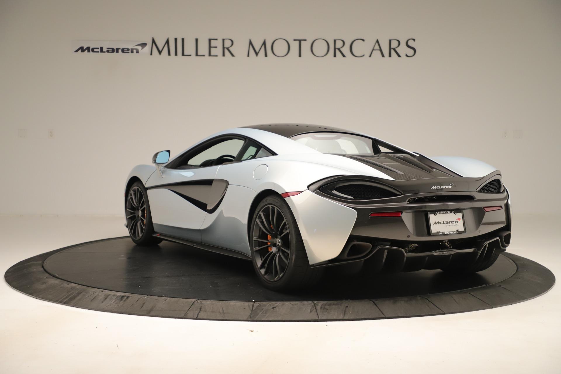 Used 2016 McLaren 570S Coupe For Sale In Westport, CT 3433_p4
