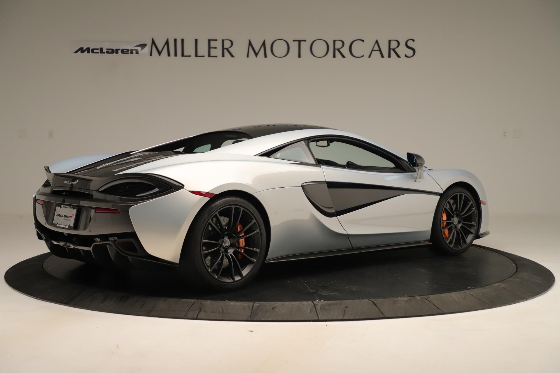 Used 2016 McLaren 570S Coupe For Sale In Westport, CT 3433_p7