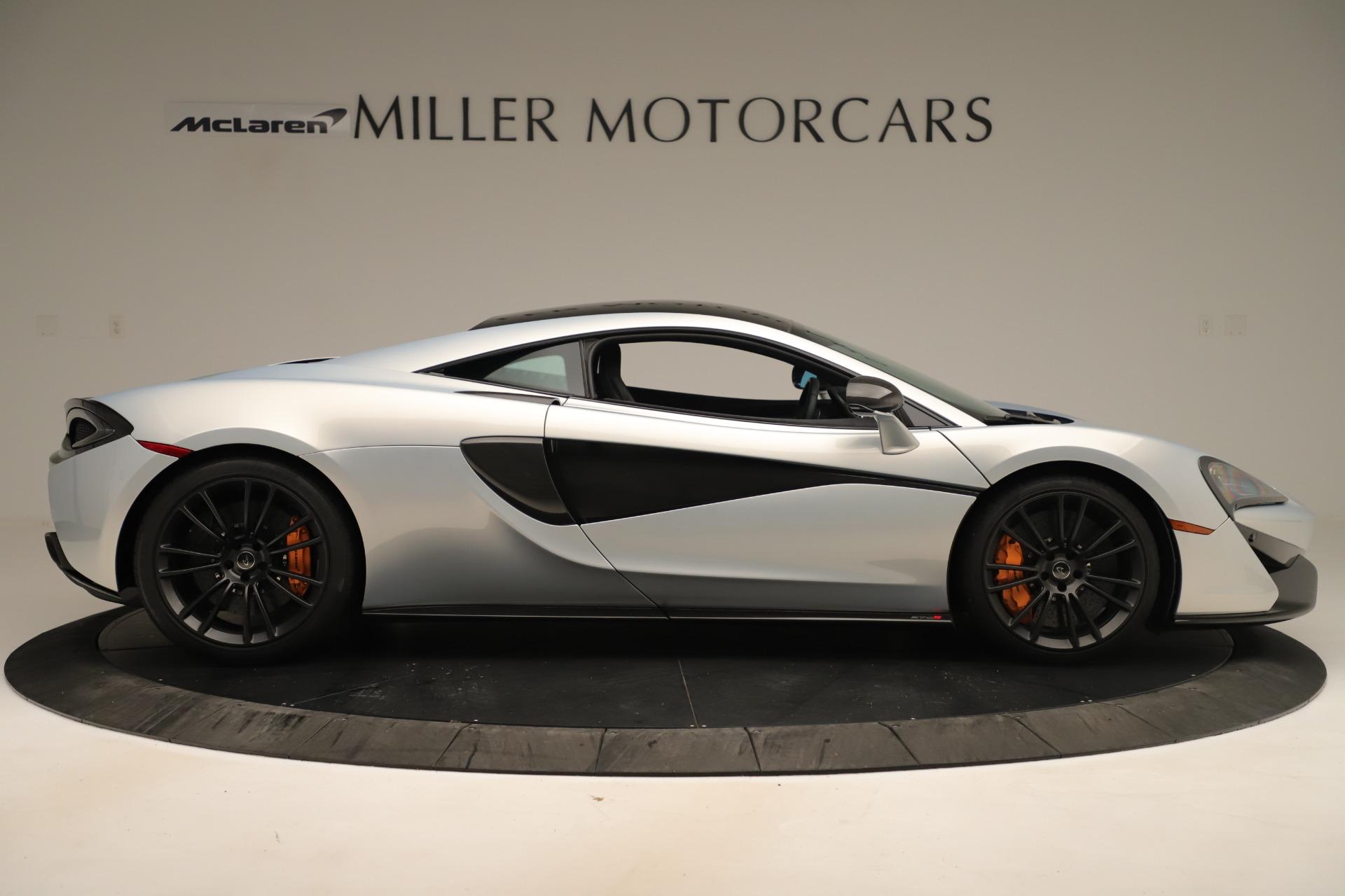 Used 2016 McLaren 570S Coupe For Sale In Westport, CT 3433_p8