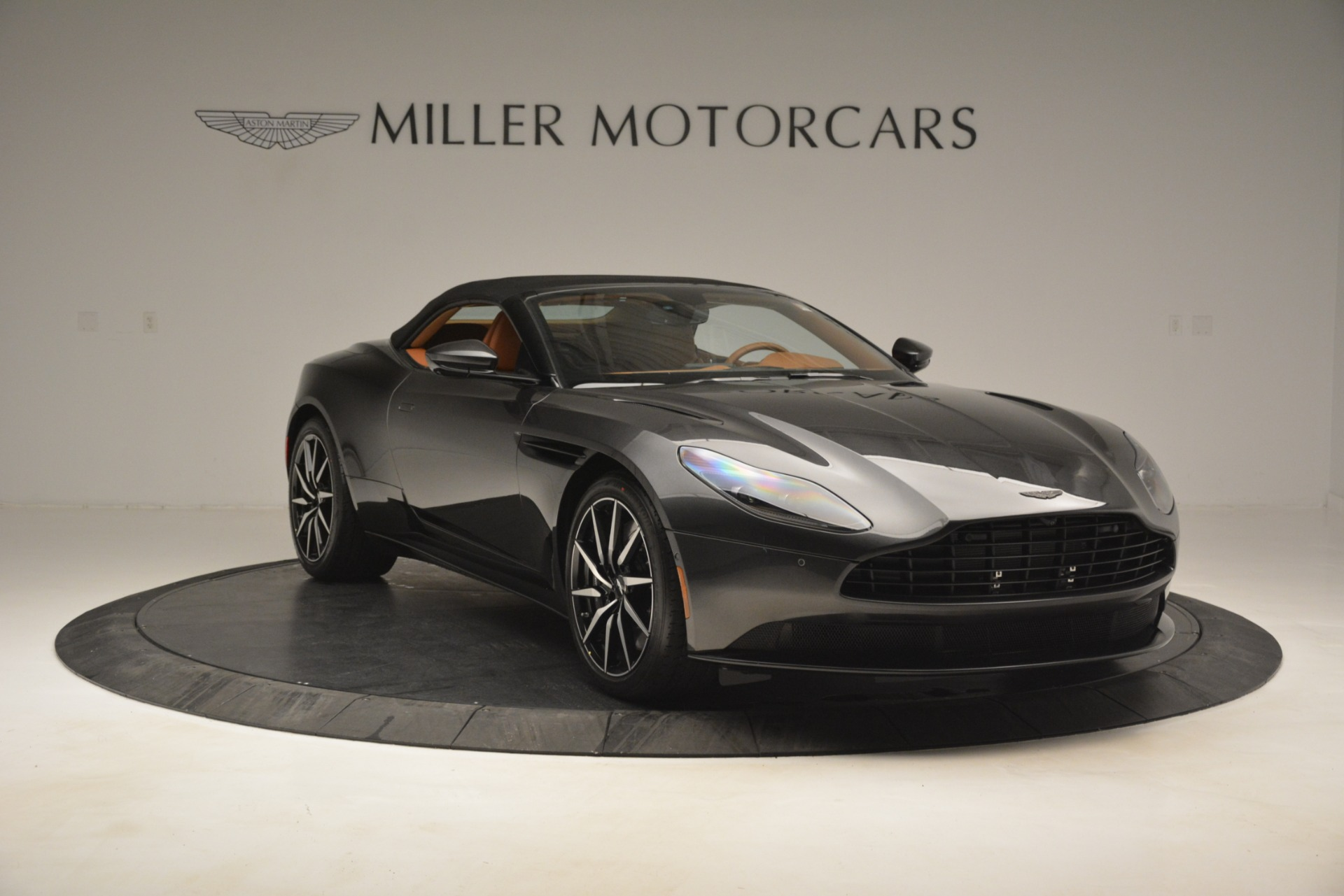 Used 2019 Aston Martin DB11 V8 Volante For Sale In Westport, CT 3434_p17