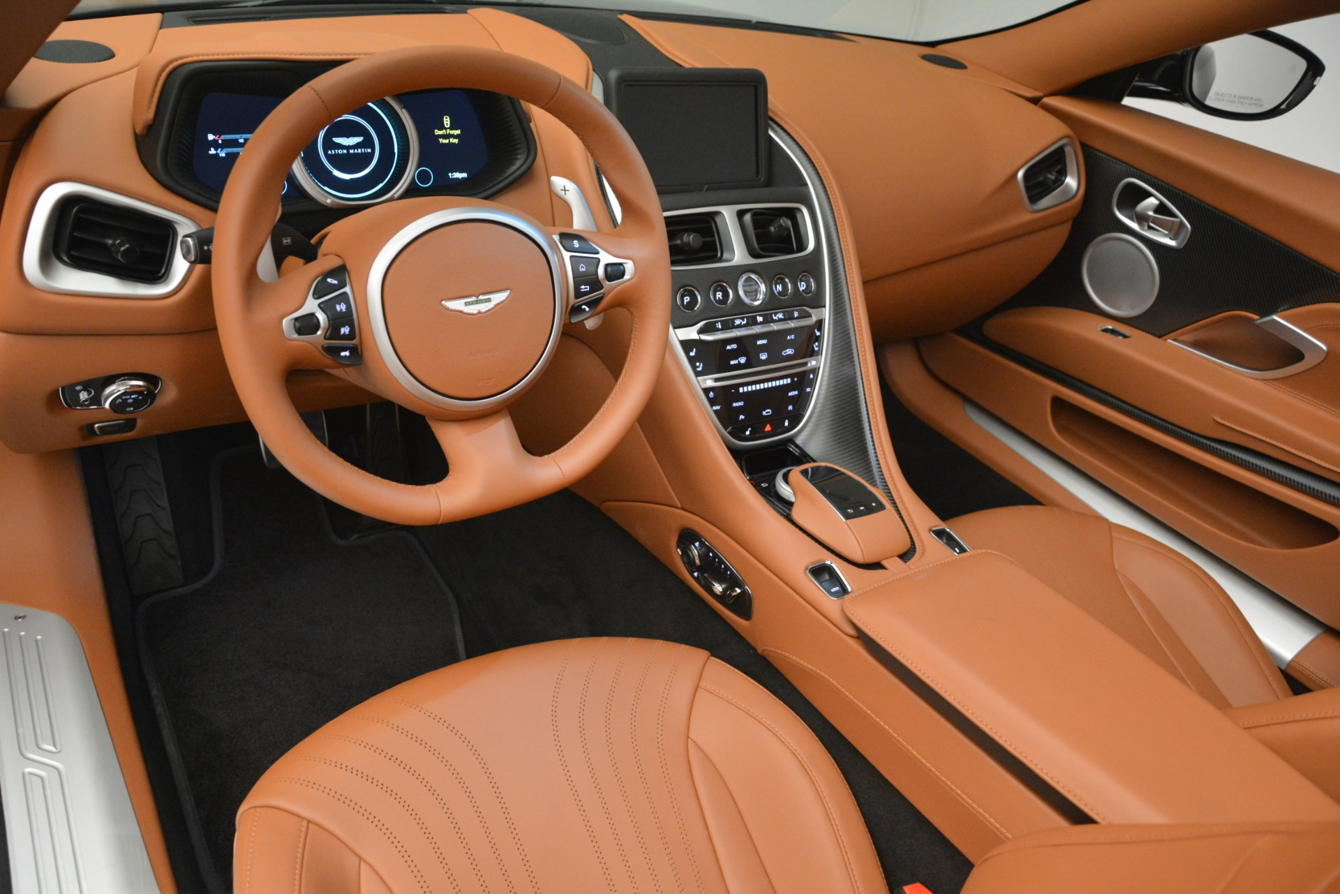 Used 2019 Aston Martin DB11 V8 Volante For Sale In Westport, CT 3434_p18