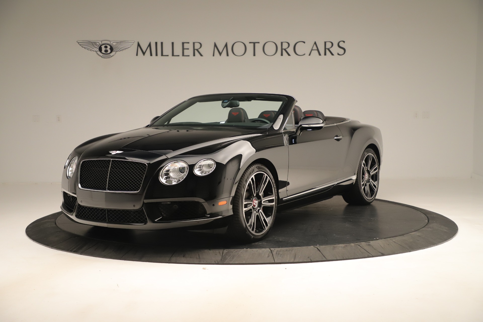 Used 2014 Bentley Continental GT V8 For Sale In Westport, CT