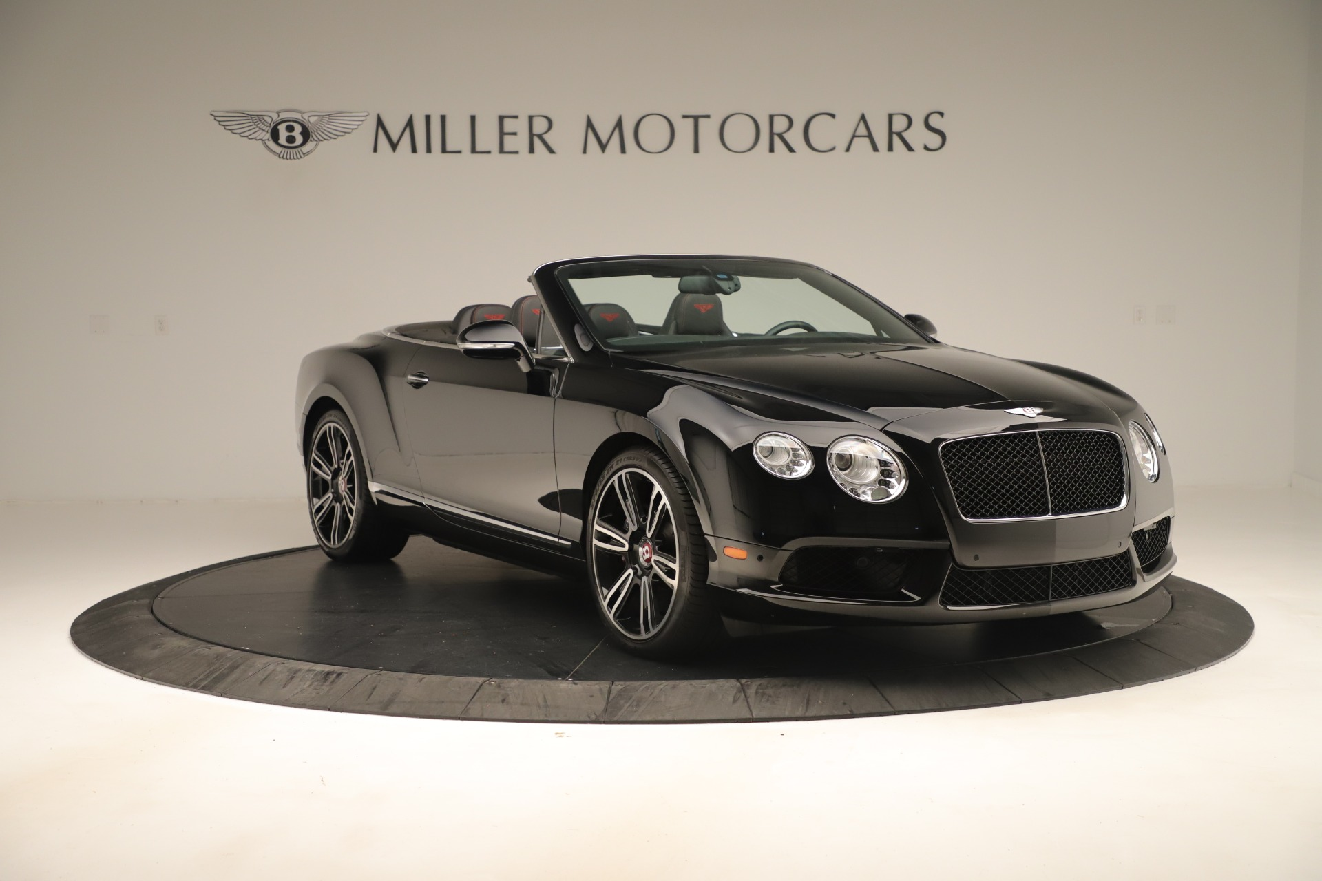 Used 2014 Bentley Continental GT V8 For Sale In Westport, CT 3435_p11