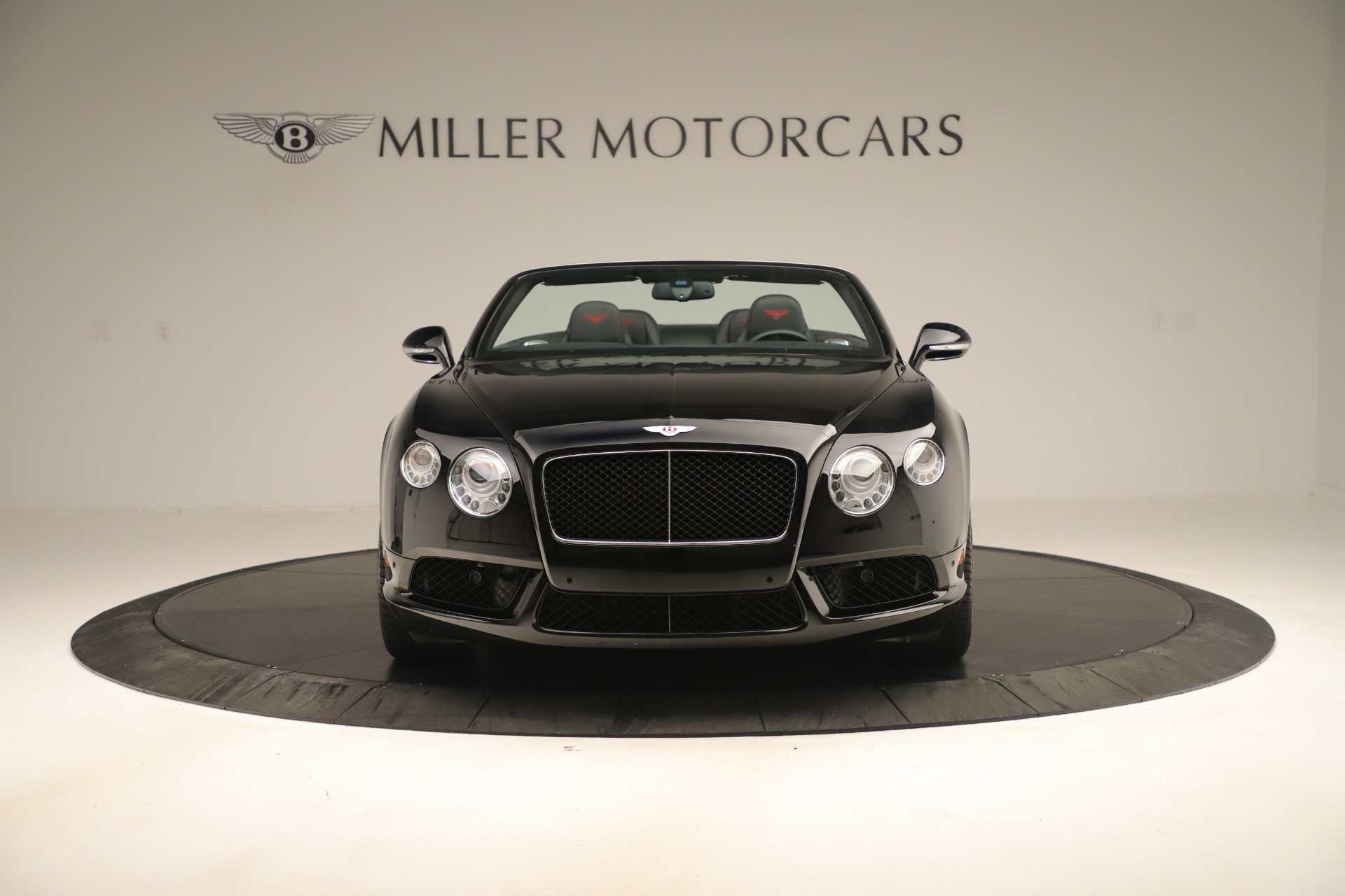 Used 2014 Bentley Continental GT V8 For Sale In Westport, CT 3435_p12