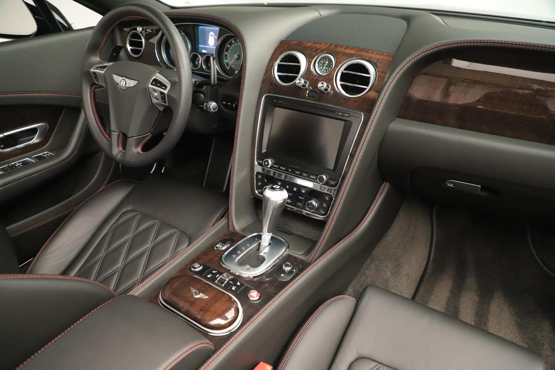 Used 2014 Bentley Continental GT V8 For Sale In Westport, CT 3435_p31