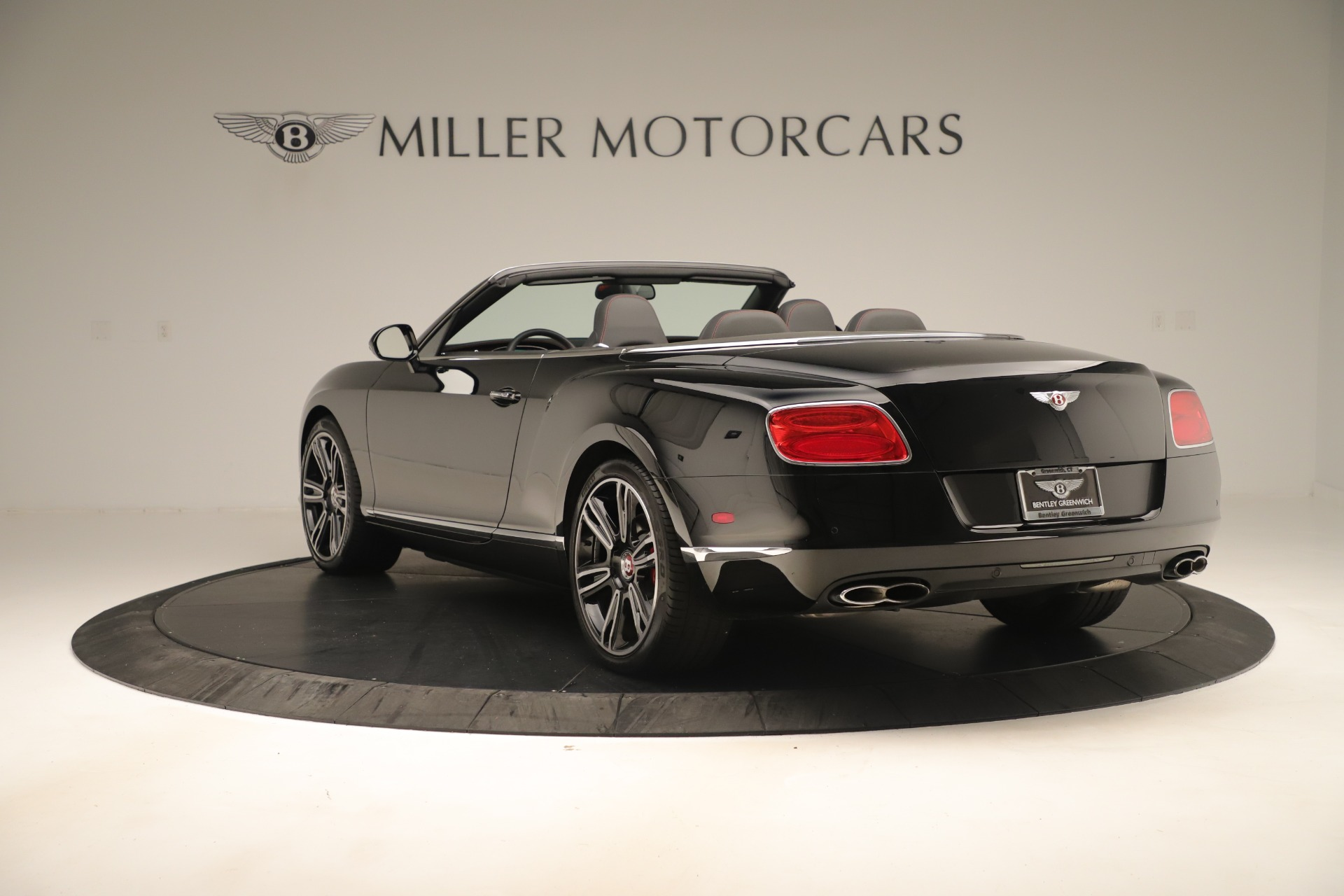 Used 2014 Bentley Continental GT V8 For Sale In Westport, CT 3435_p5
