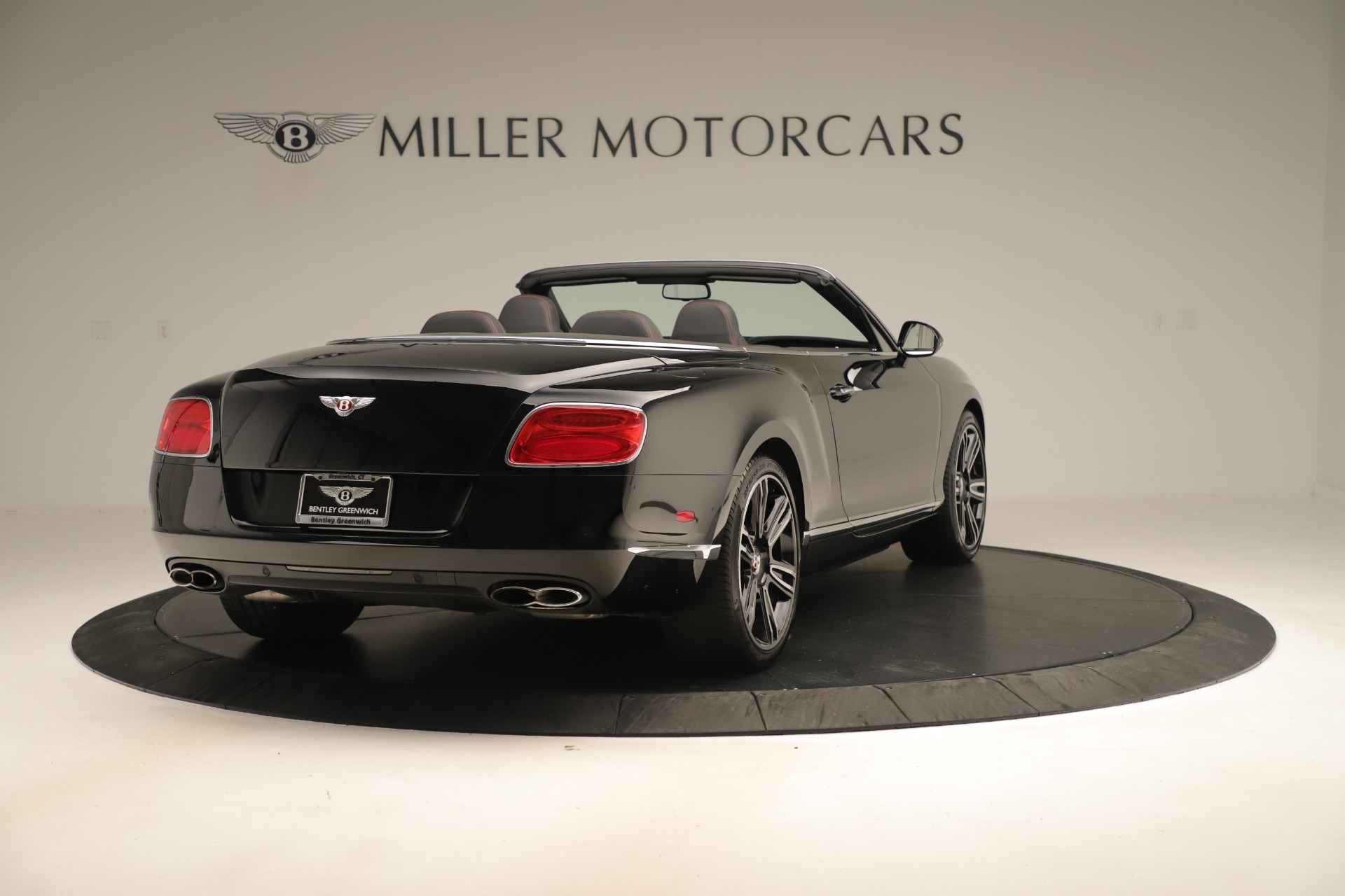 Used 2014 Bentley Continental GT V8 For Sale In Westport, CT 3435_p7