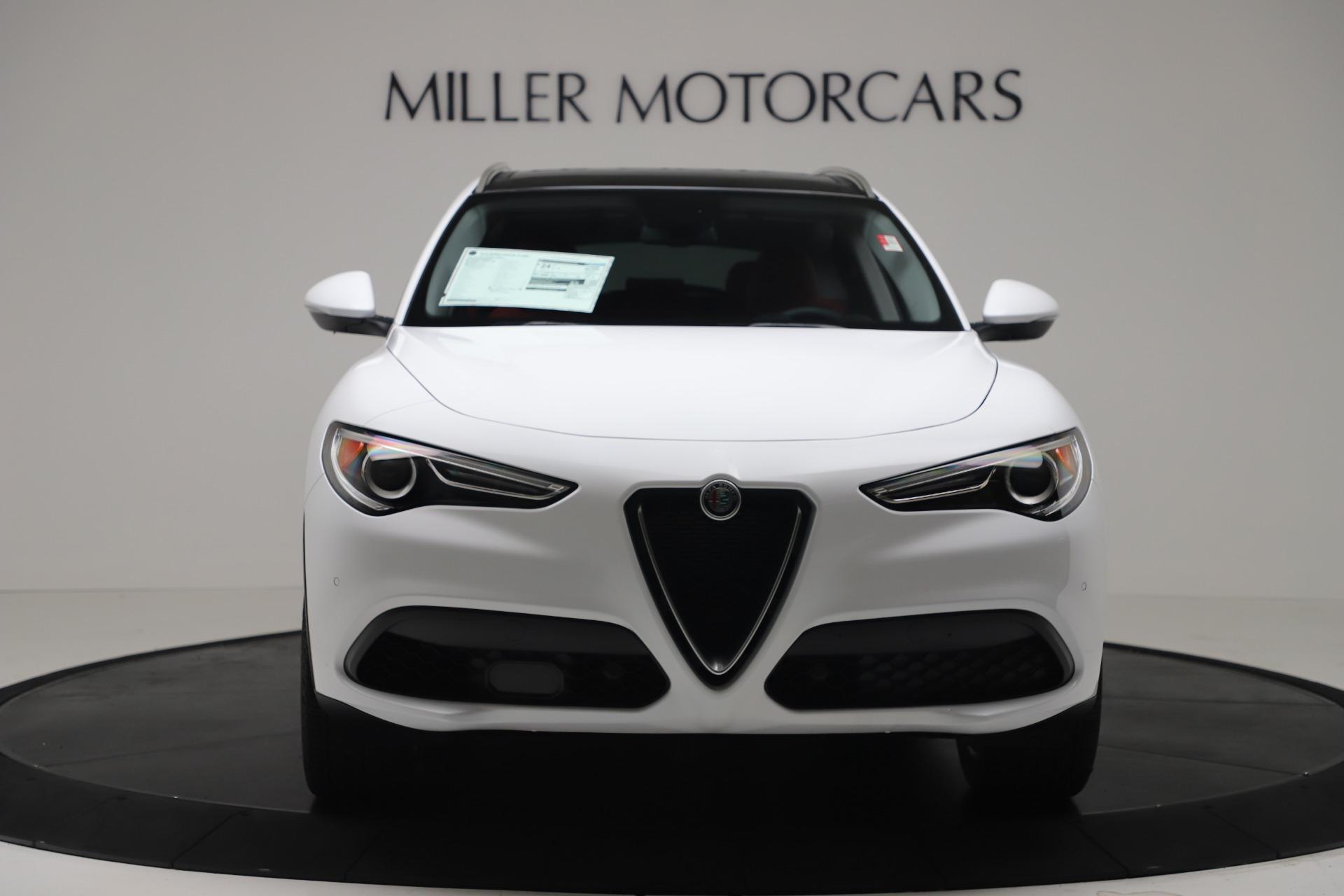 New 2019 Alfa Romeo Stelvio Ti Q4 For Sale In Westport, CT 3438_p12