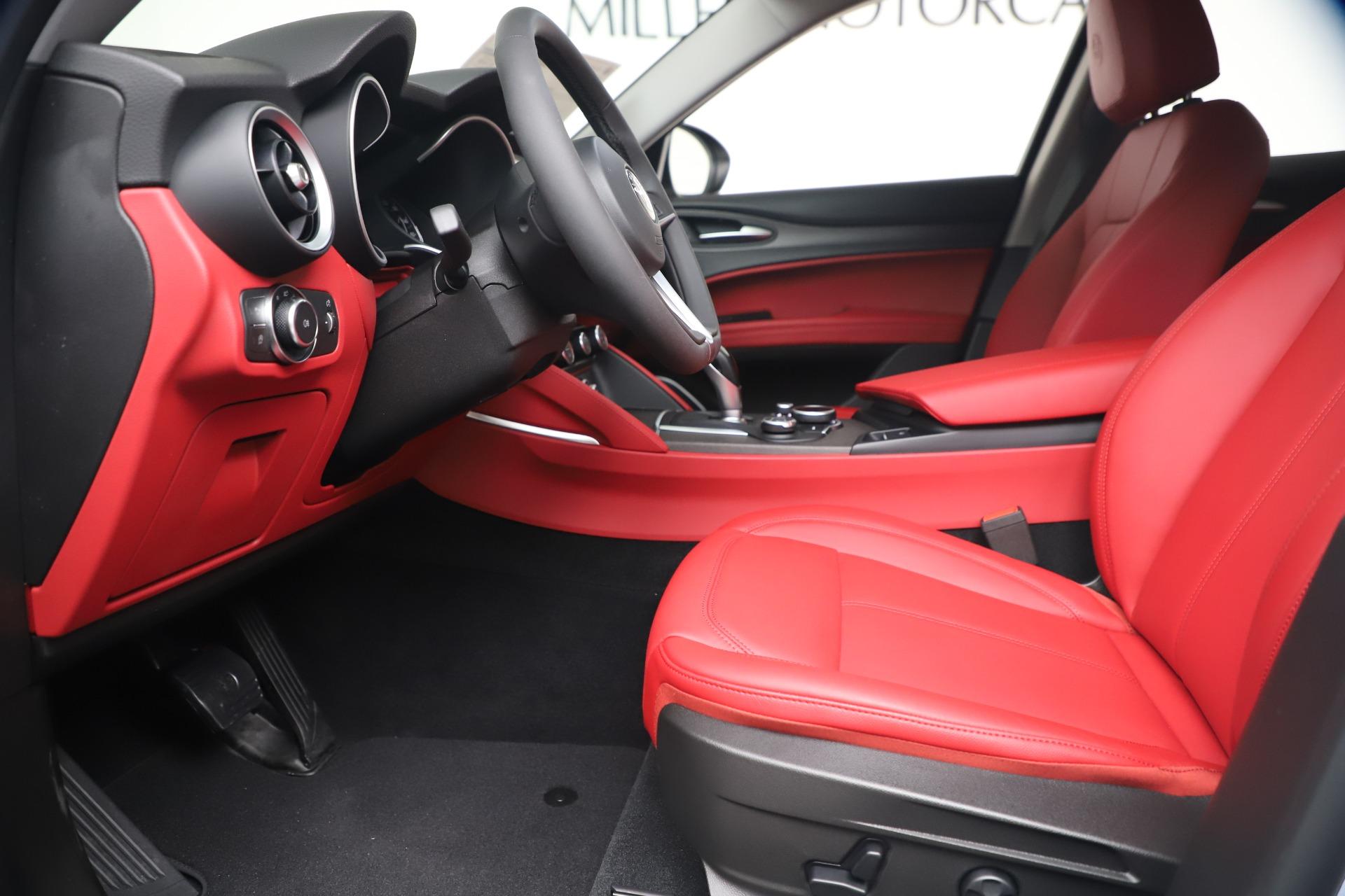 New 2019 Alfa Romeo Stelvio Ti Q4 For Sale In Westport, CT 3438_p14
