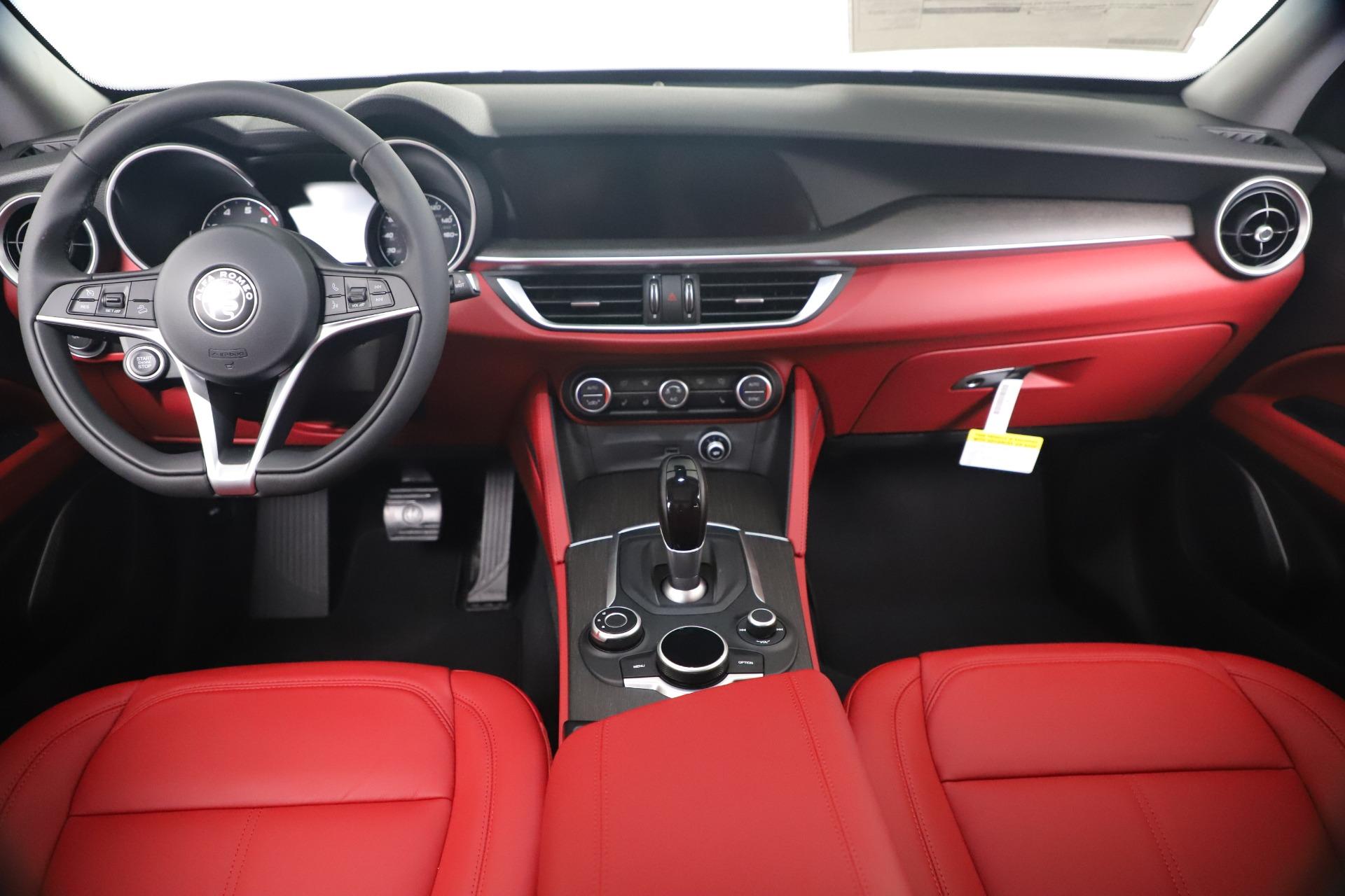 New 2019 Alfa Romeo Stelvio Ti Q4 For Sale In Westport, CT 3438_p16