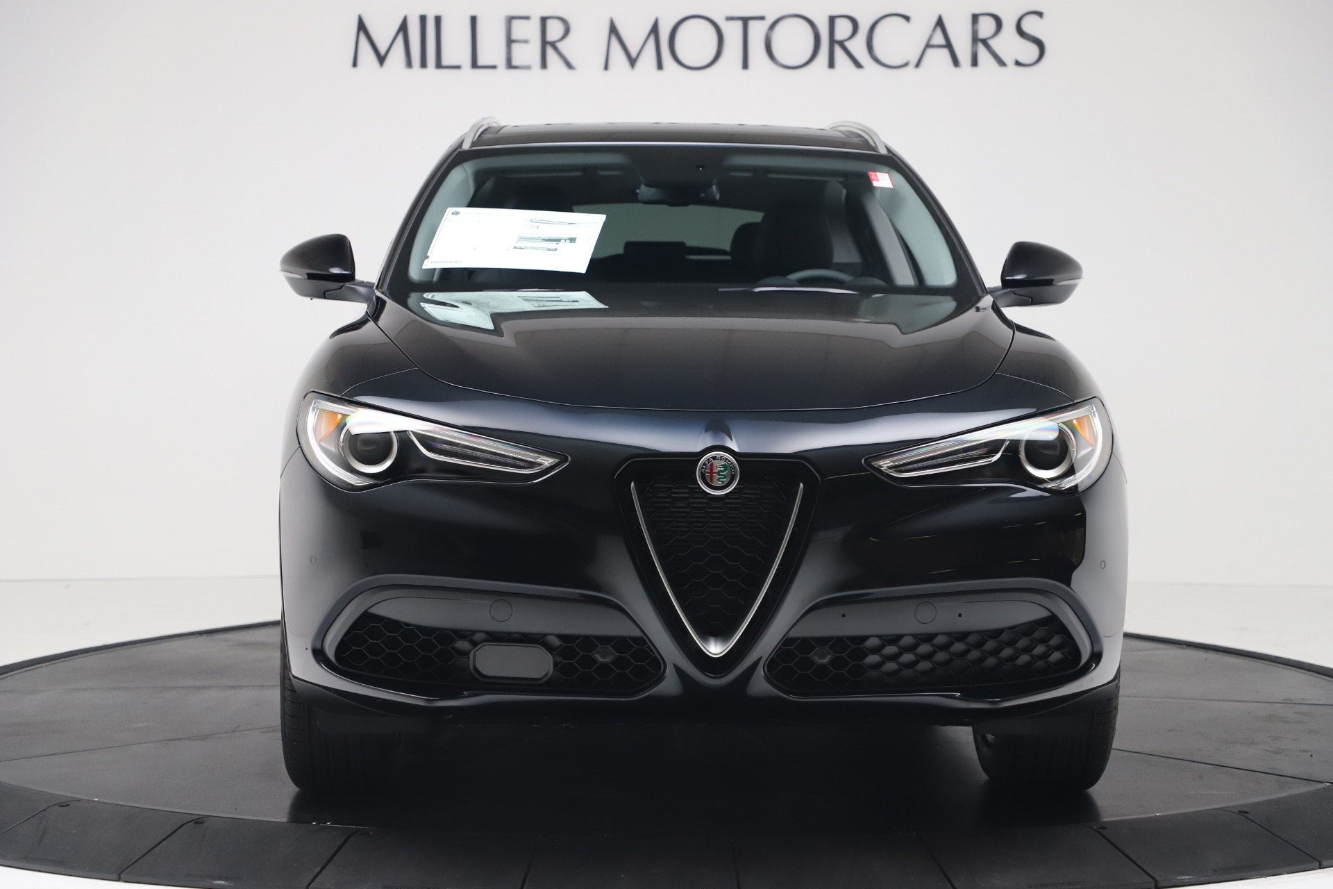 New 2019 Alfa Romeo Stelvio Ti Q4 For Sale In Westport, CT 3439_p12