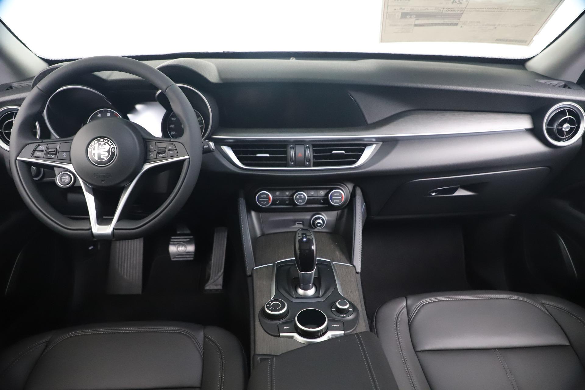 New 2019 Alfa Romeo Stelvio Ti Q4 For Sale In Westport, CT 3439_p16