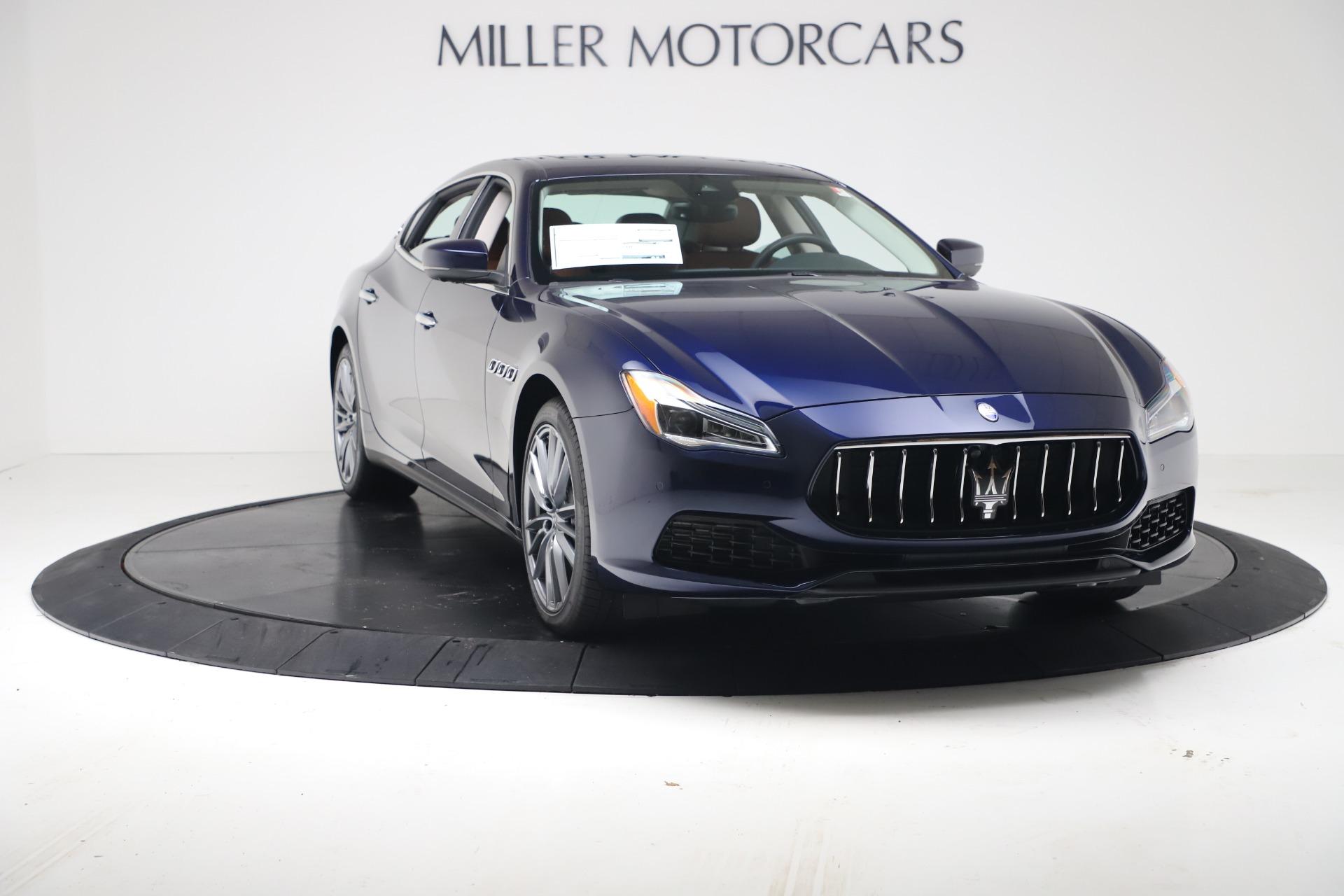New 2019 Maserati Quattroporte S Q4 For Sale In Westport, CT 3440_p11