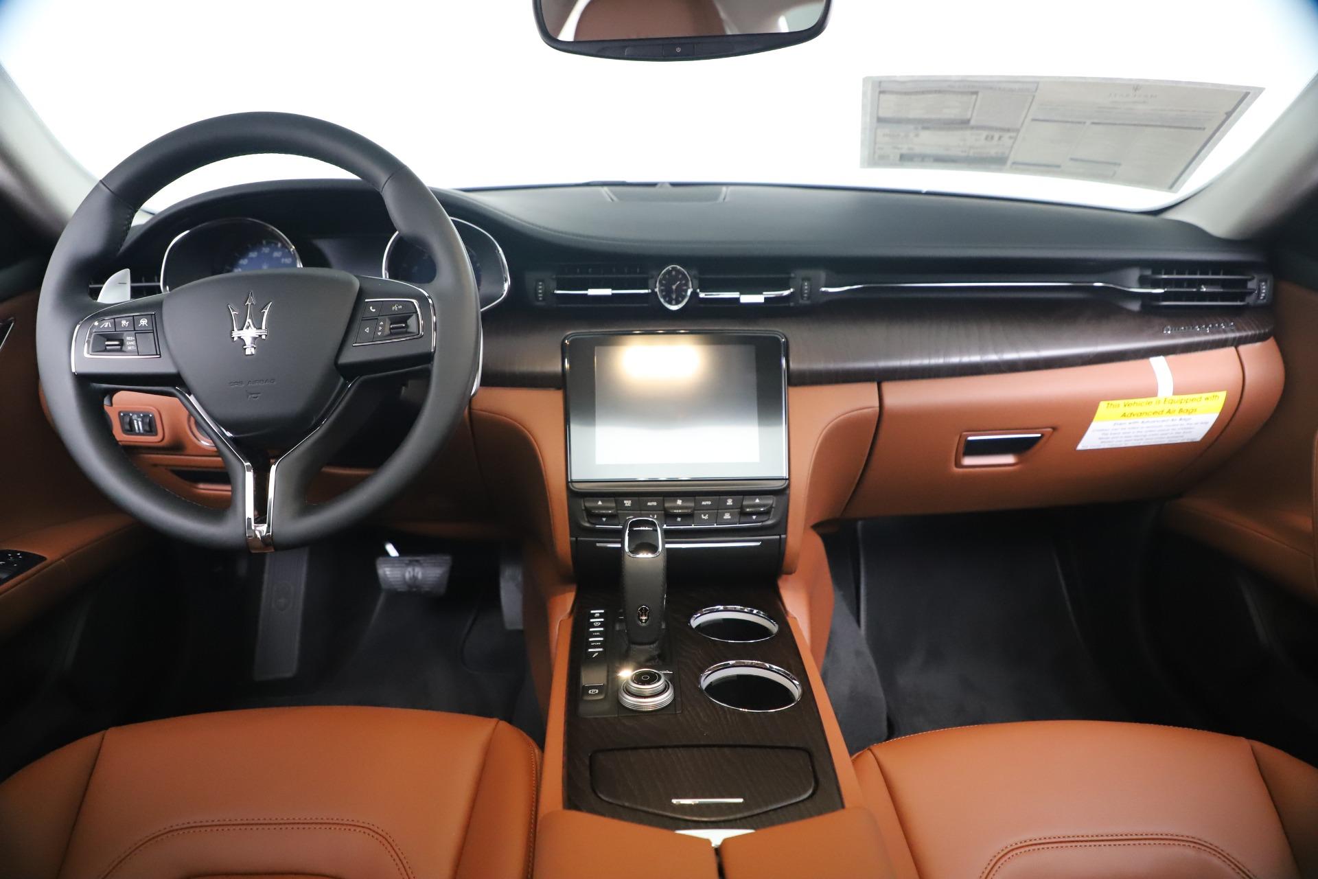 New 2019 Maserati Quattroporte S Q4 For Sale In Westport, CT 3440_p16