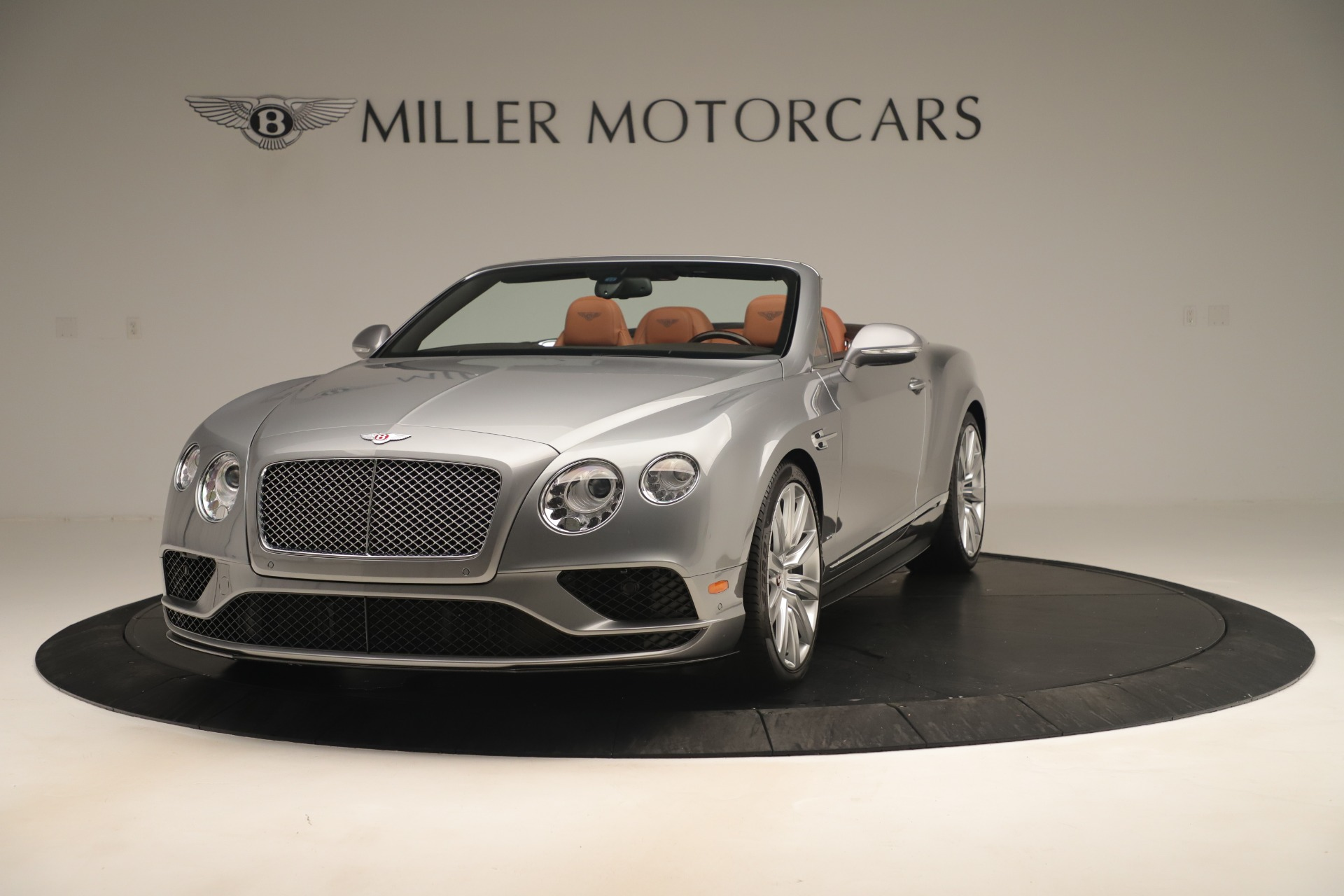 Used 2016 Bentley Continental GT V8 S For Sale In Westport, CT 3442_main