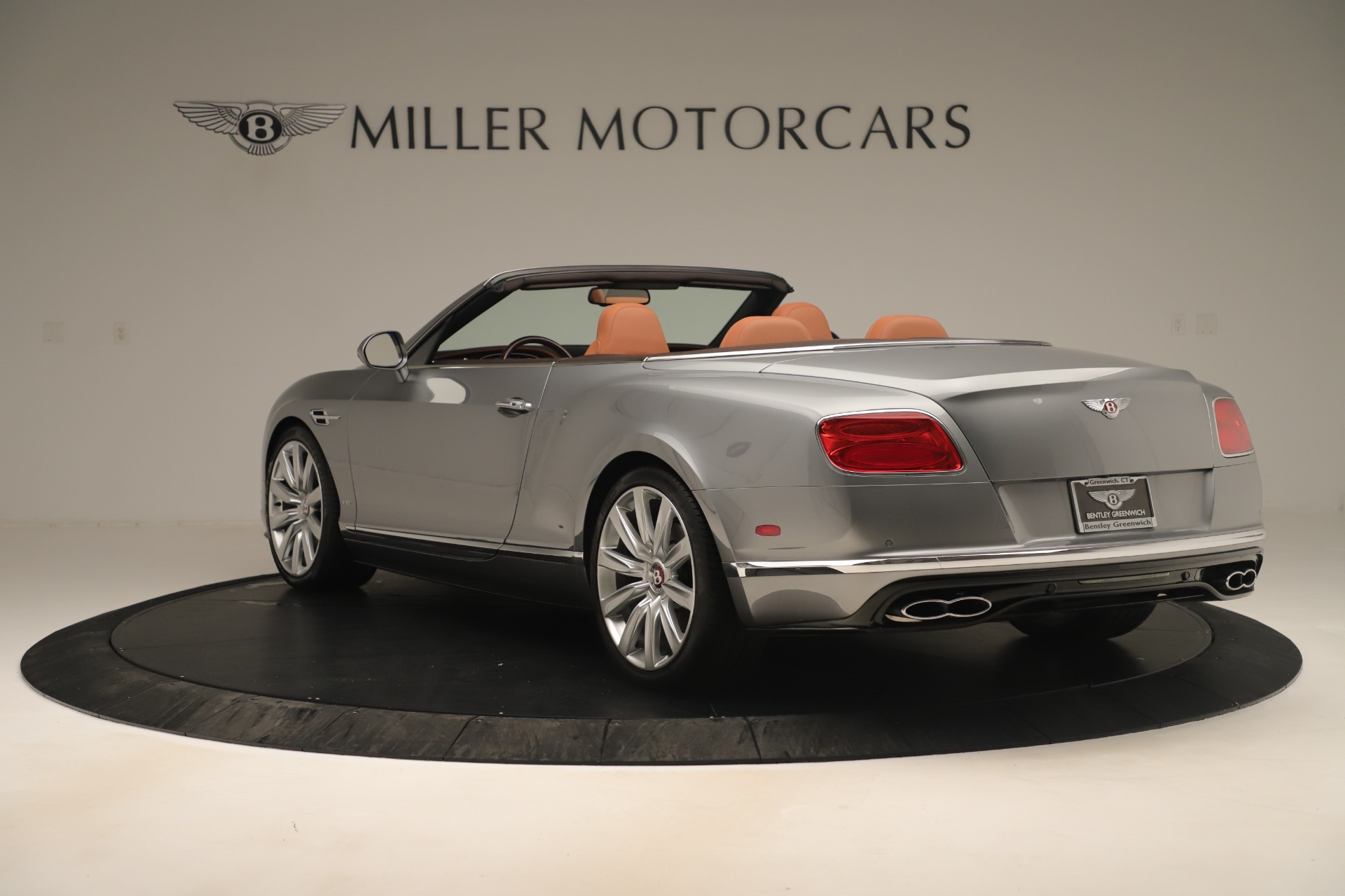 Used 2016 Bentley Continental GT V8 S For Sale In Westport, CT 3442_p5