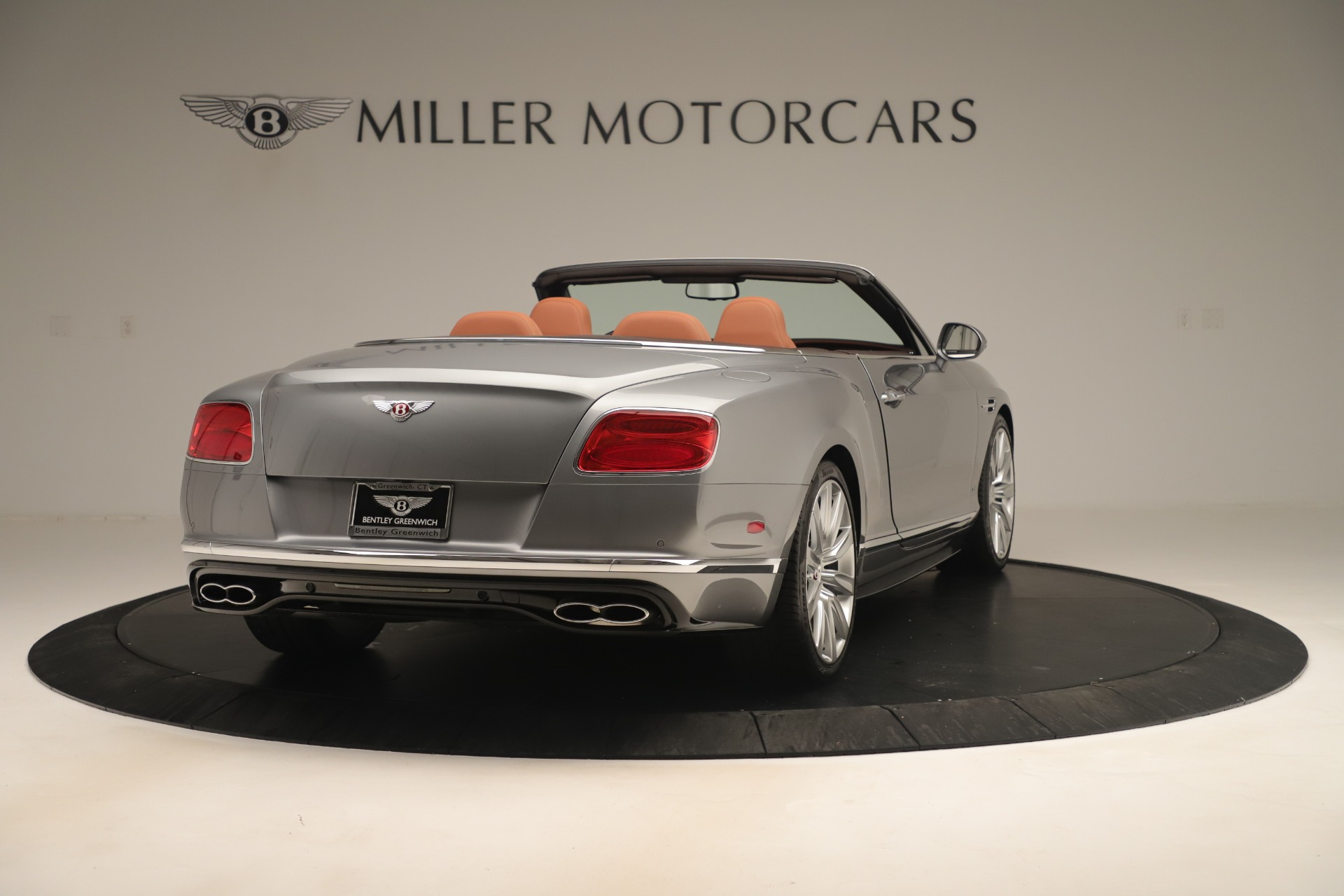 Used 2016 Bentley Continental GT V8 S For Sale In Westport, CT 3442_p7