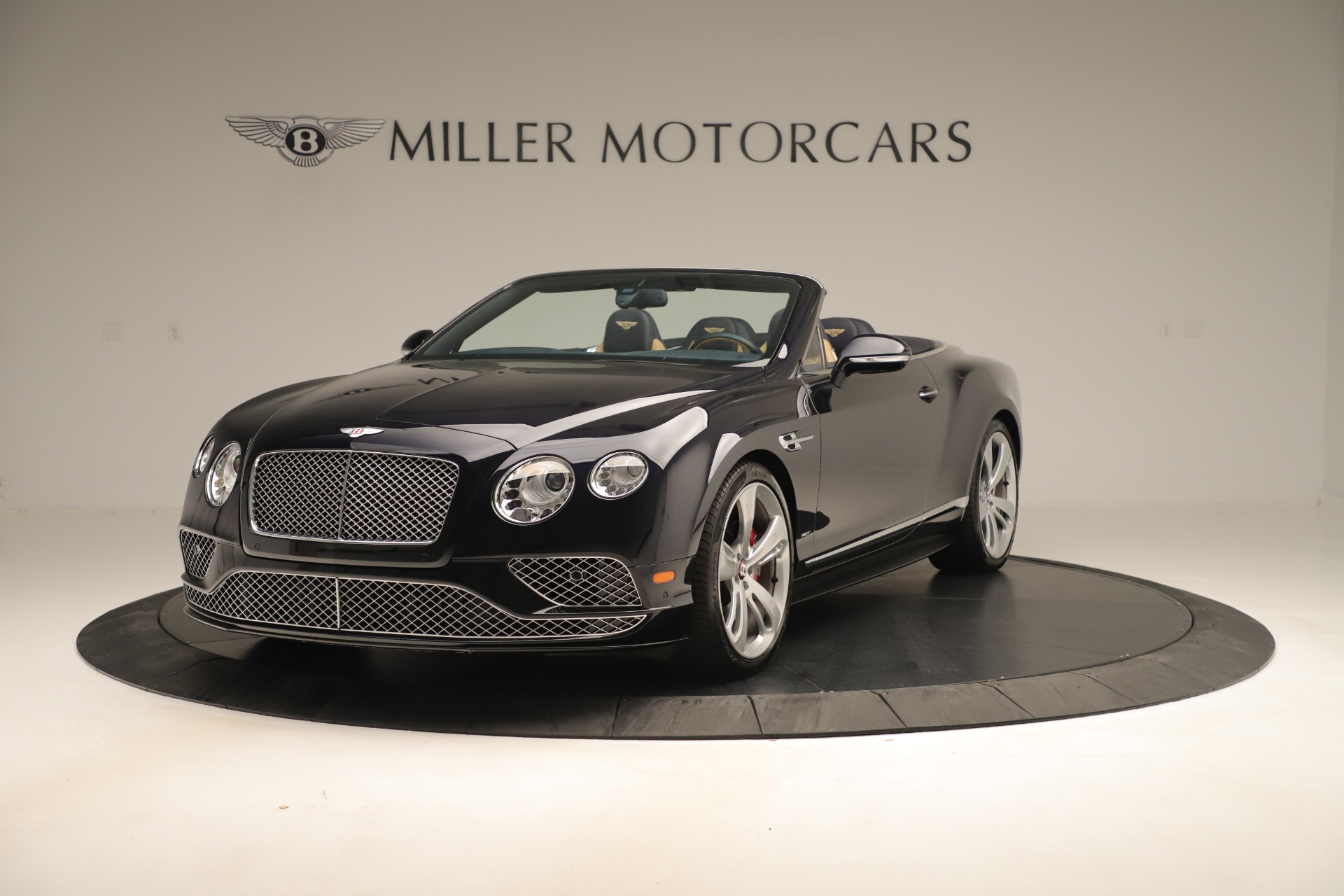 Used 2017 Bentley Continental GT V8 S For Sale In Westport, CT 3443_main