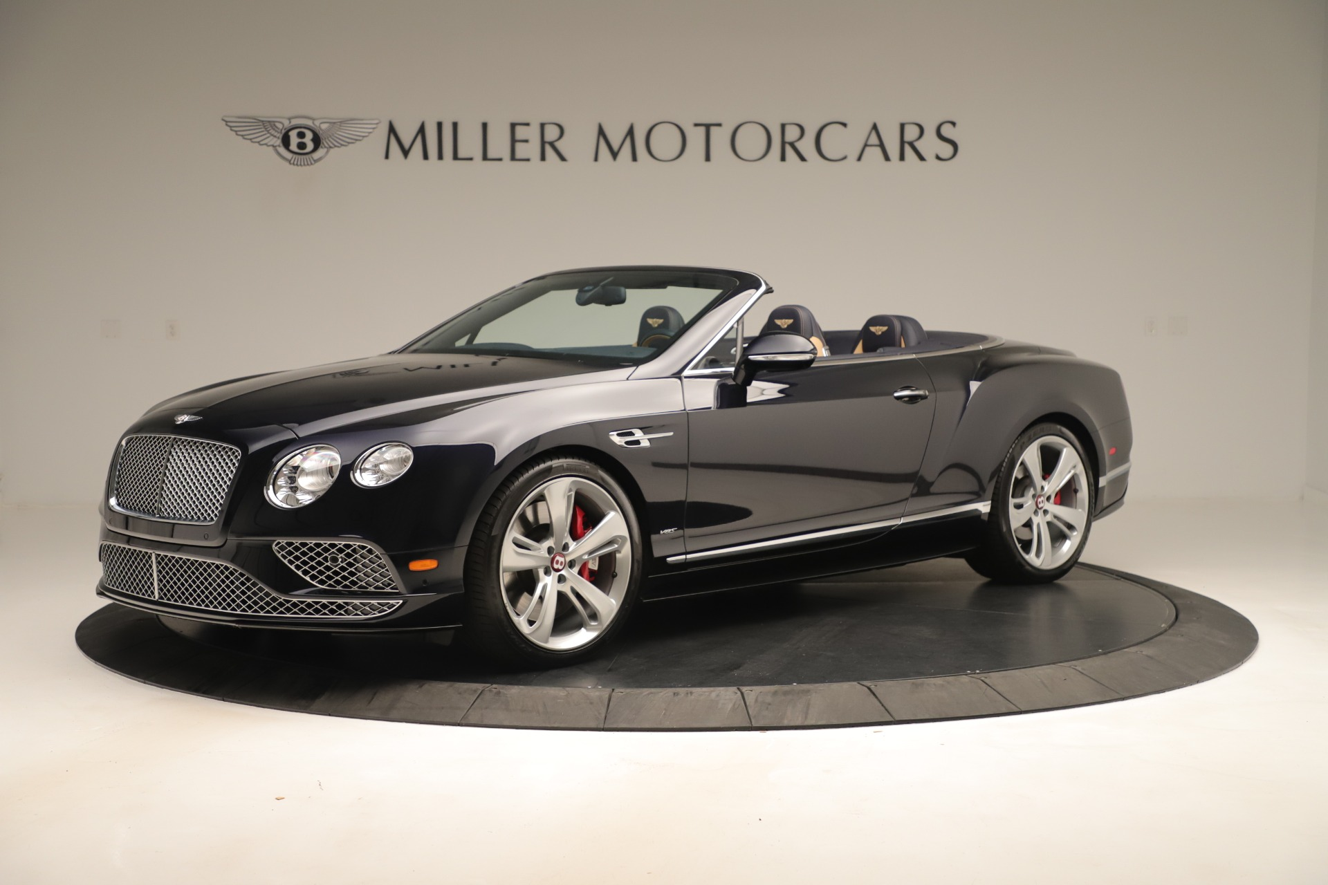 Used 2017 Bentley Continental GT V8 S For Sale In Westport, CT 3443_p2