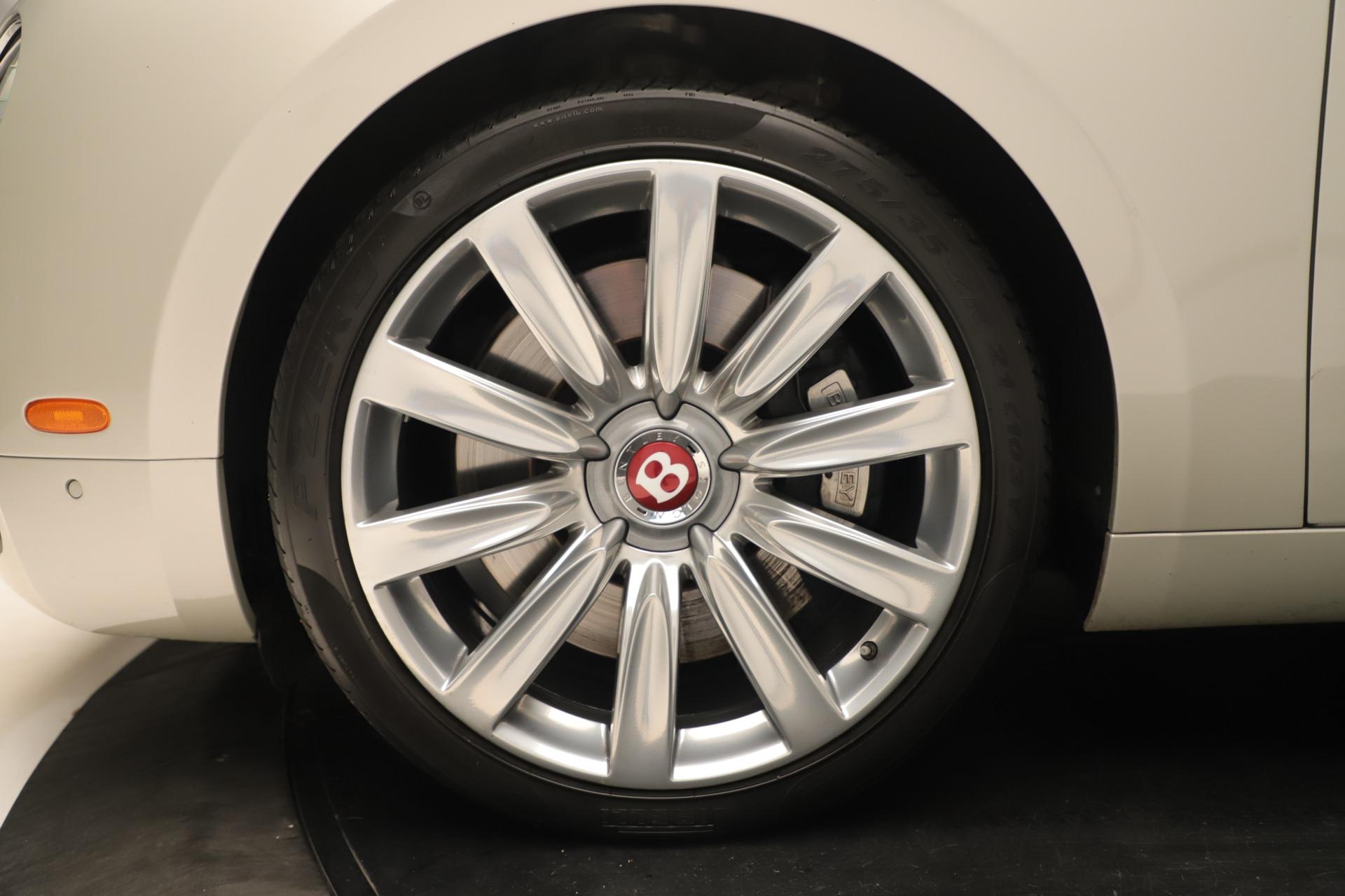 Used 2015 Bentley Flying Spur V8 For Sale In Westport, CT 3444_p14