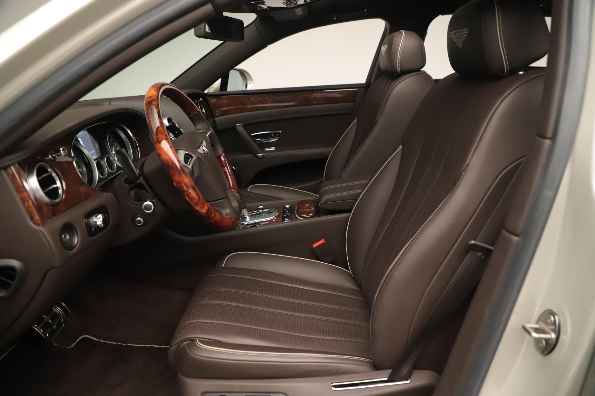 Used 2015 Bentley Flying Spur V8 For Sale In Westport, CT 3444_p17