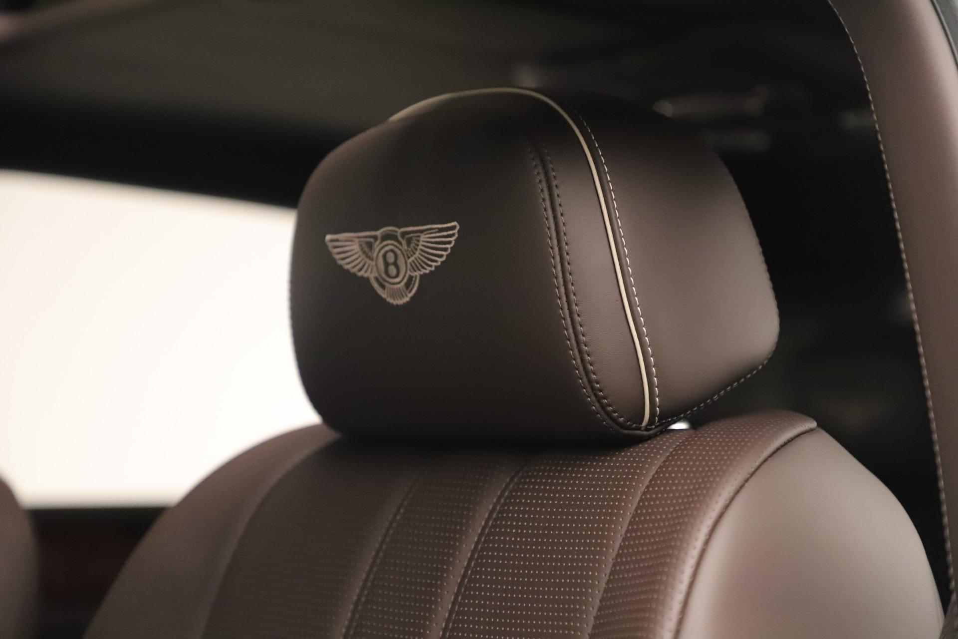 Used 2015 Bentley Flying Spur V8 For Sale In Westport, CT 3444_p19