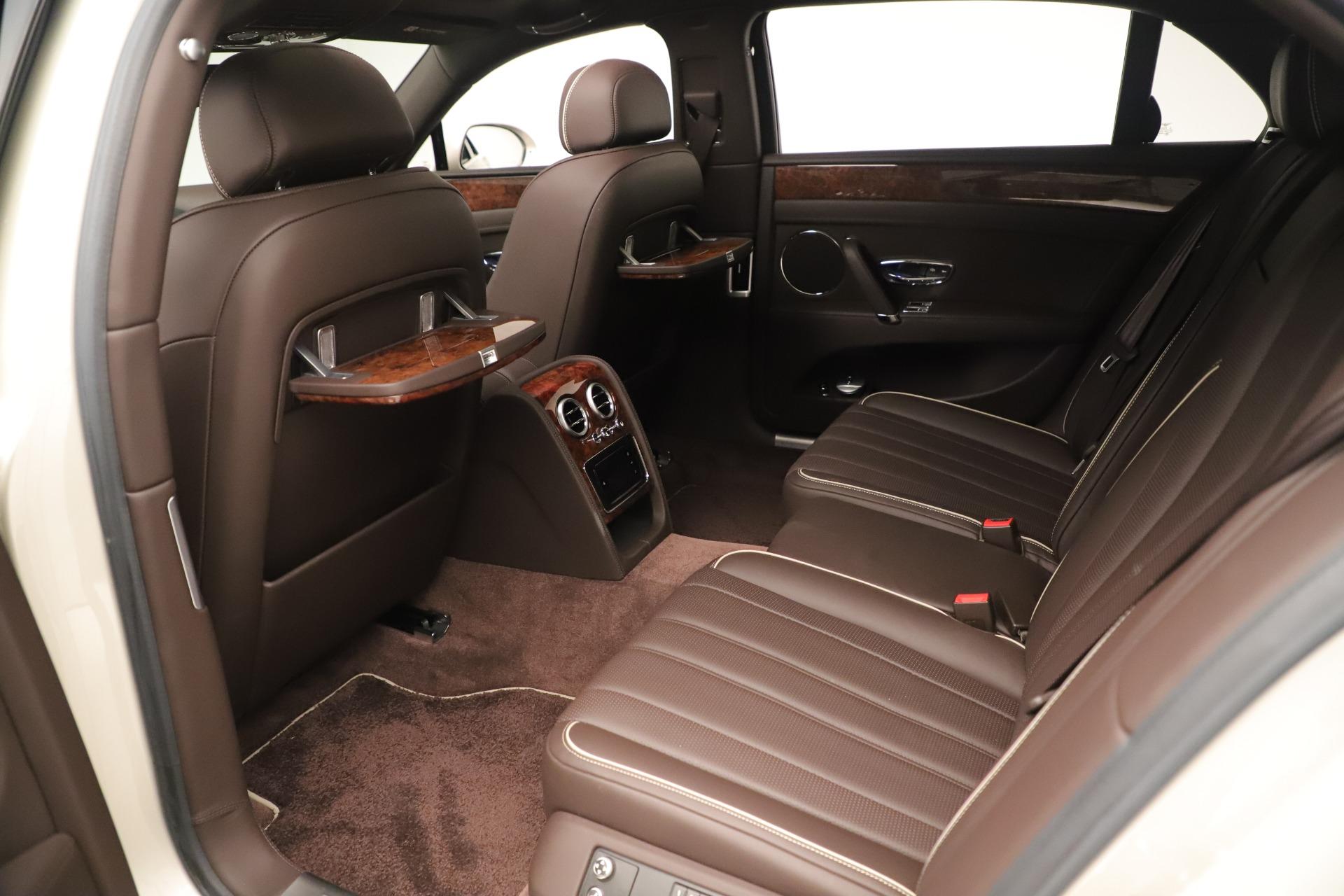 Used 2015 Bentley Flying Spur V8 For Sale In Westport, CT 3444_p20
