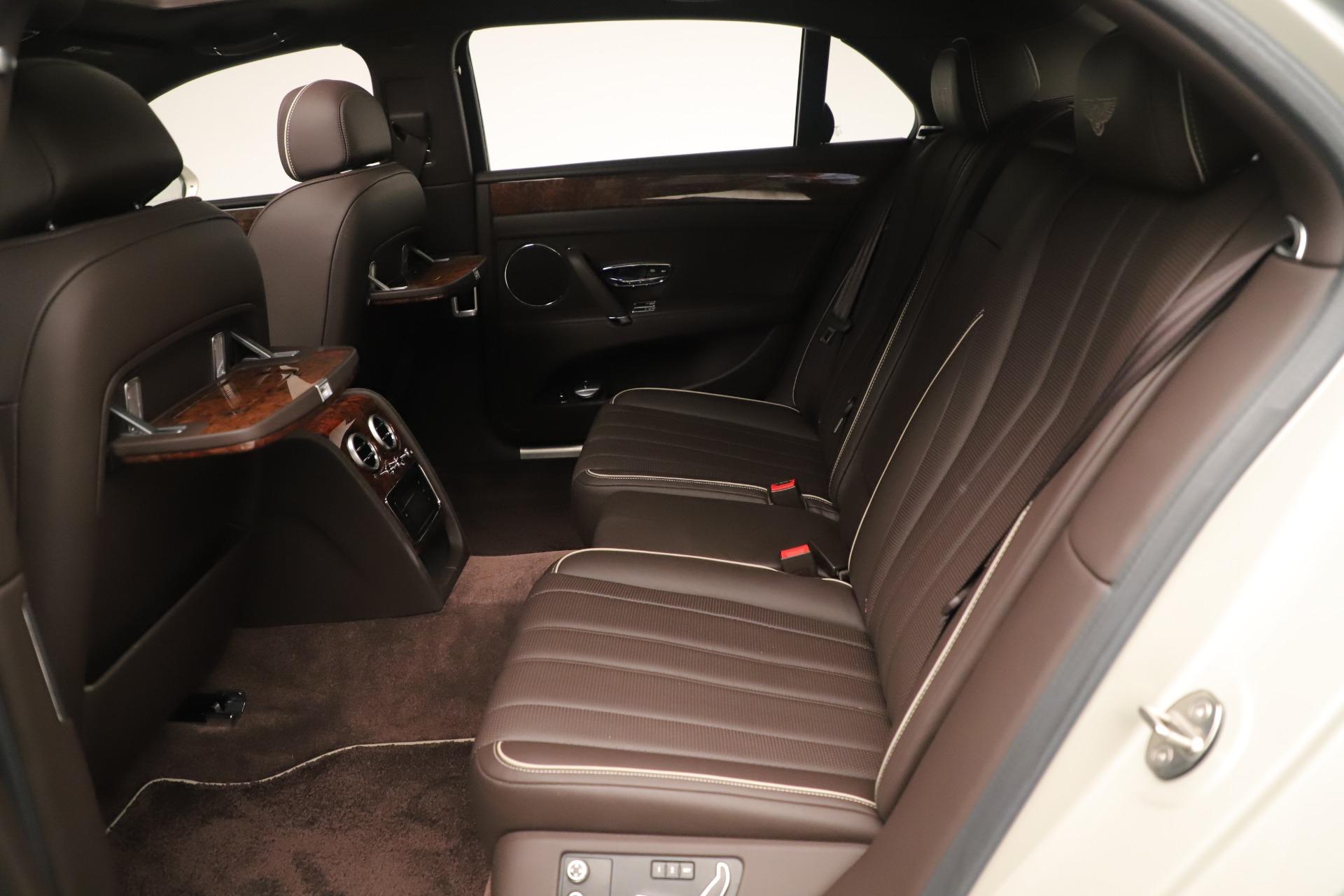 Used 2015 Bentley Flying Spur V8 For Sale In Westport, CT 3444_p21