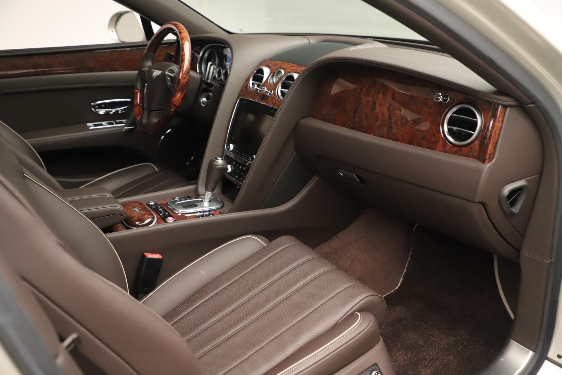 Used 2015 Bentley Flying Spur V8 For Sale In Westport, CT 3444_p24