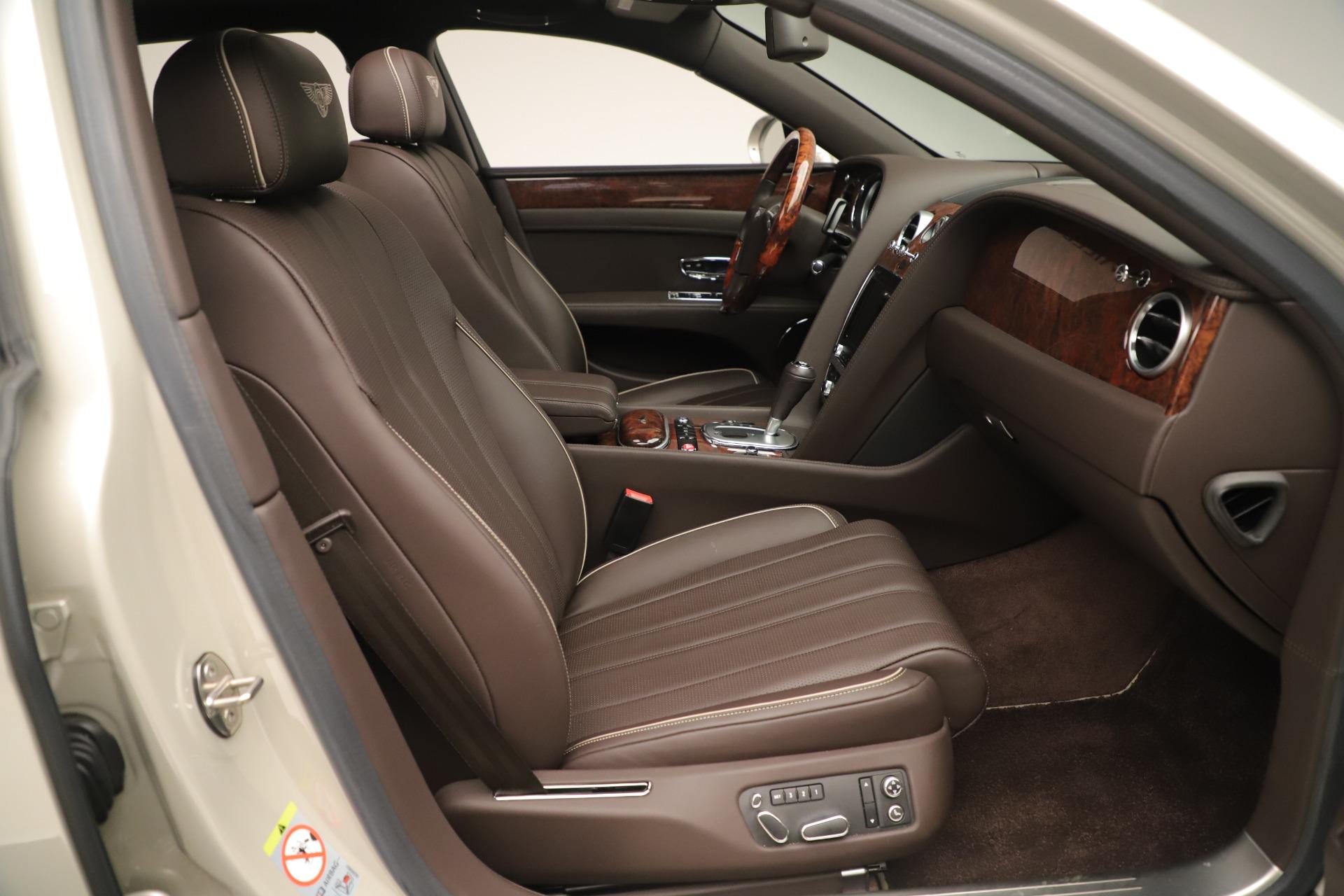 Used 2015 Bentley Flying Spur V8 For Sale In Westport, CT 3444_p25