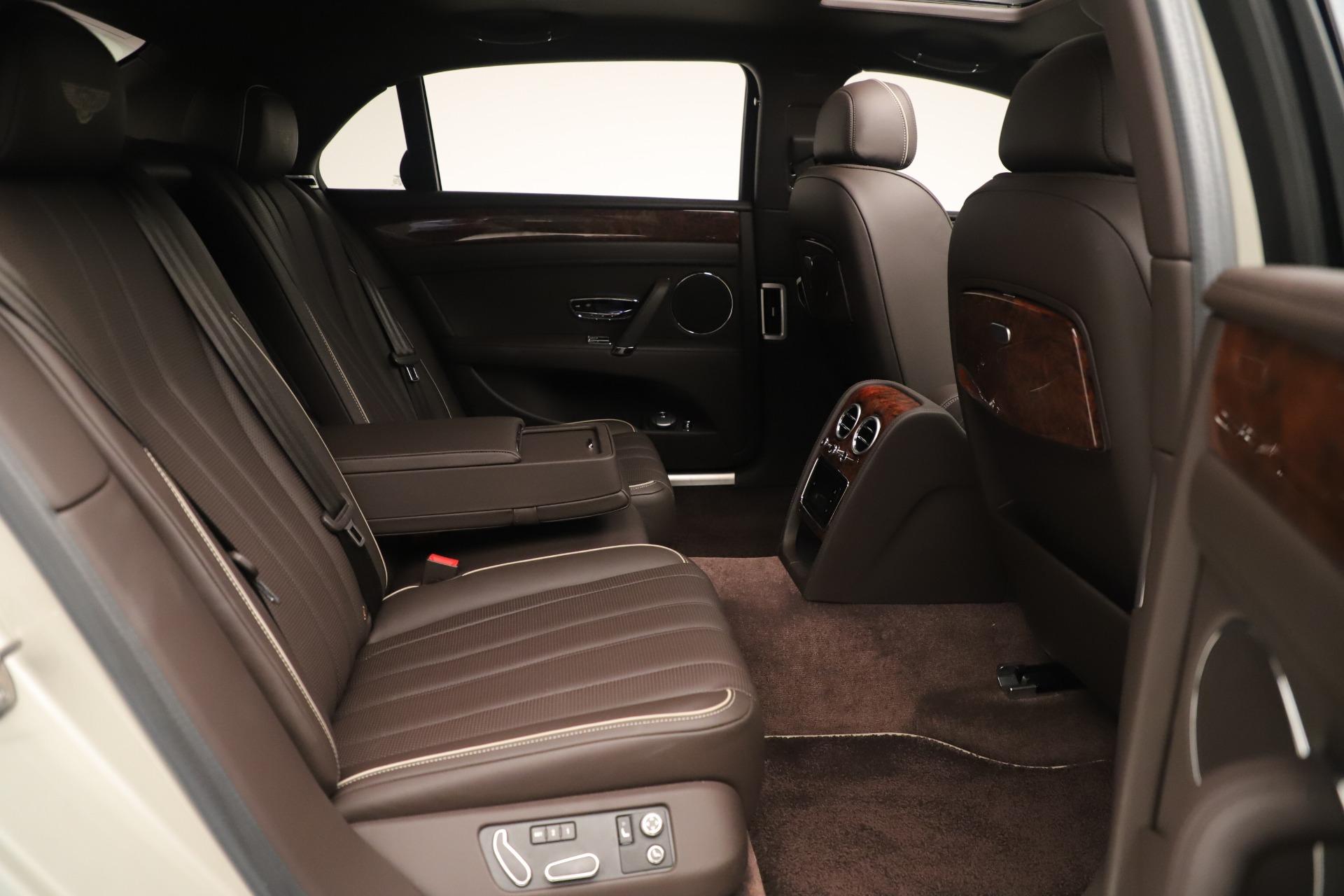 Used 2015 Bentley Flying Spur V8 For Sale In Westport, CT 3444_p29