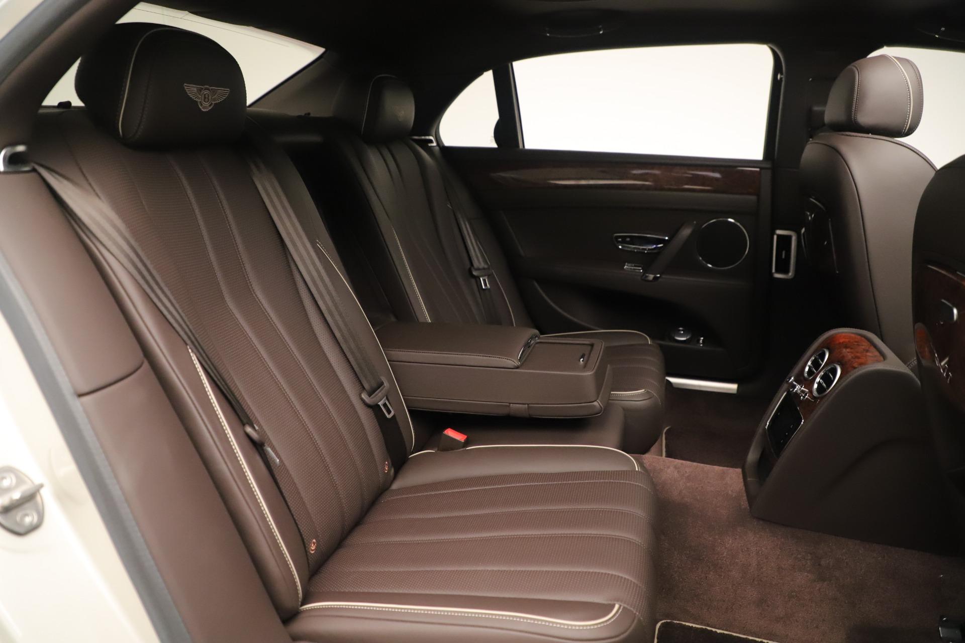 Used 2015 Bentley Flying Spur V8 For Sale In Westport, CT 3444_p30