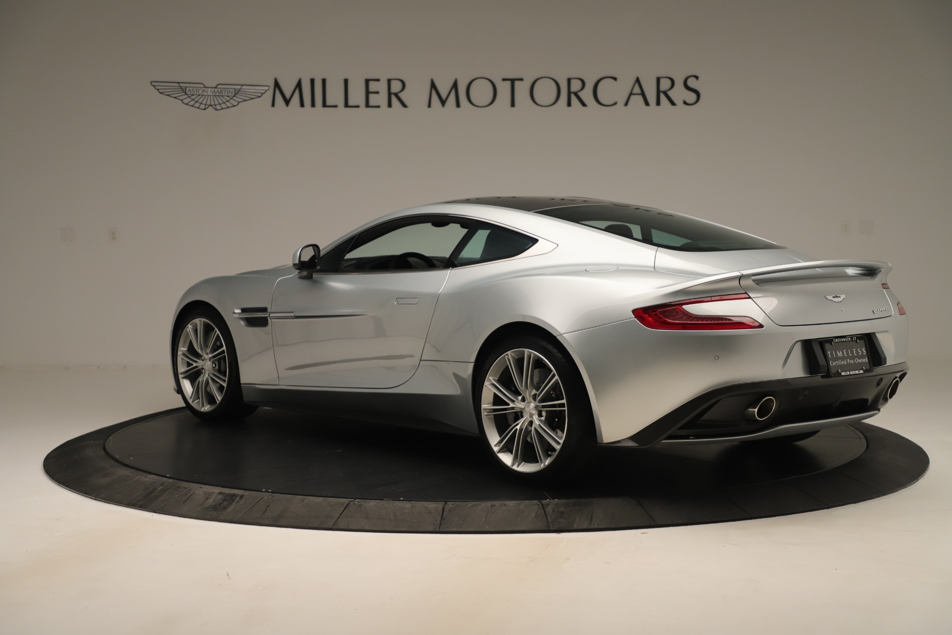 Used 2014 Aston Martin Vanquish Coupe For Sale In Westport, CT 3445_p3