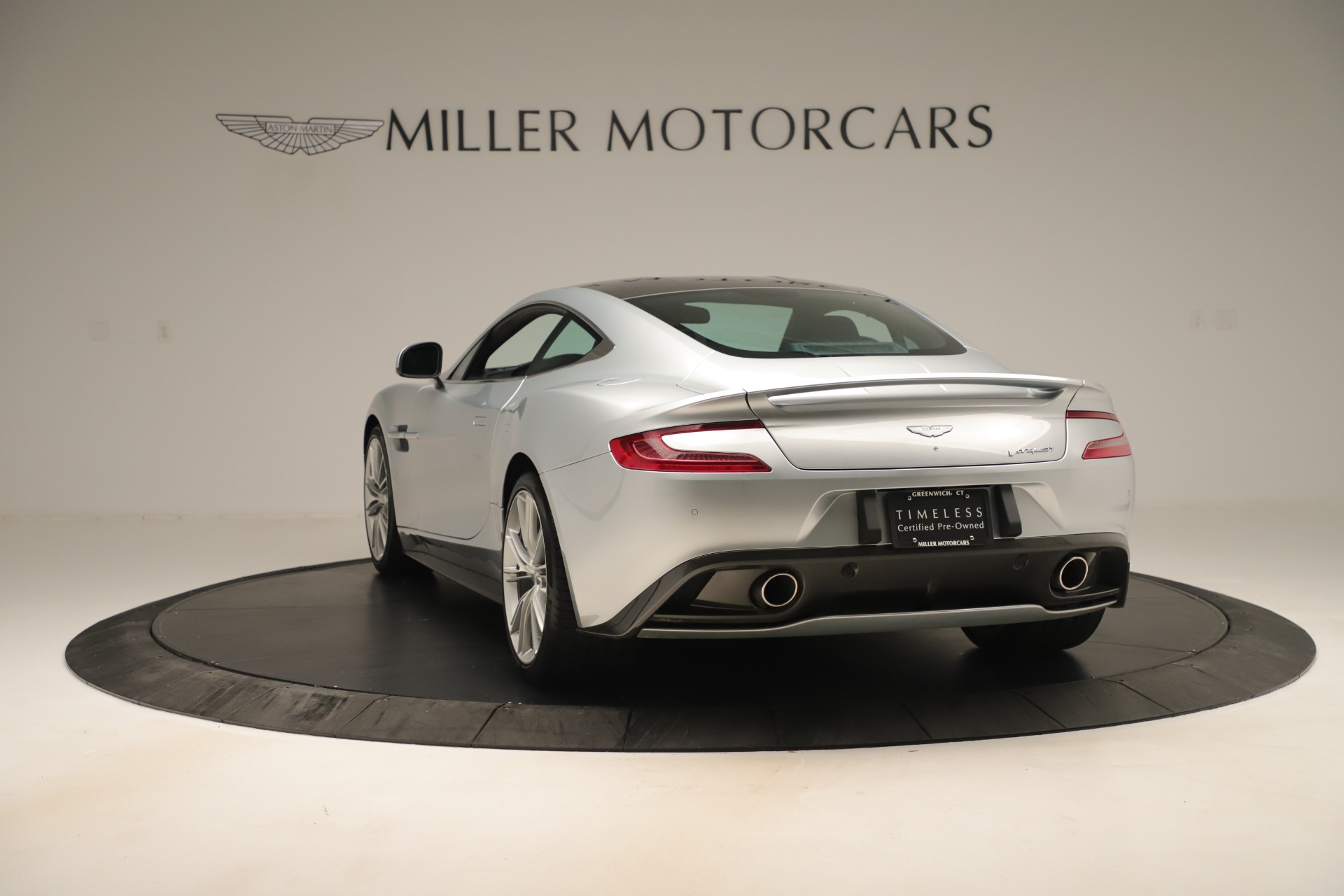 Used 2014 Aston Martin Vanquish Coupe For Sale In Westport, CT 3445_p4