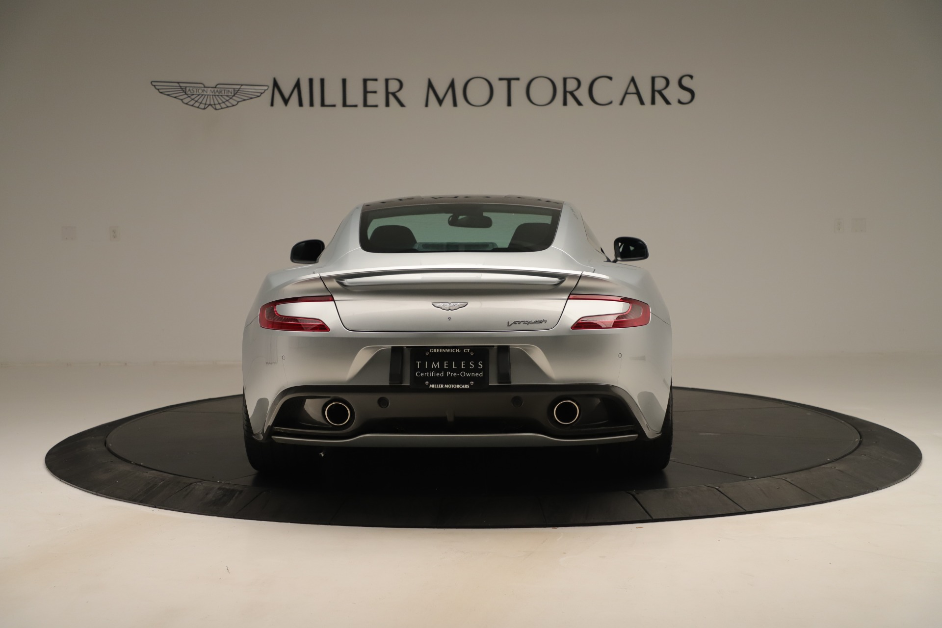 Used 2014 Aston Martin Vanquish Coupe For Sale In Westport, CT 3445_p5