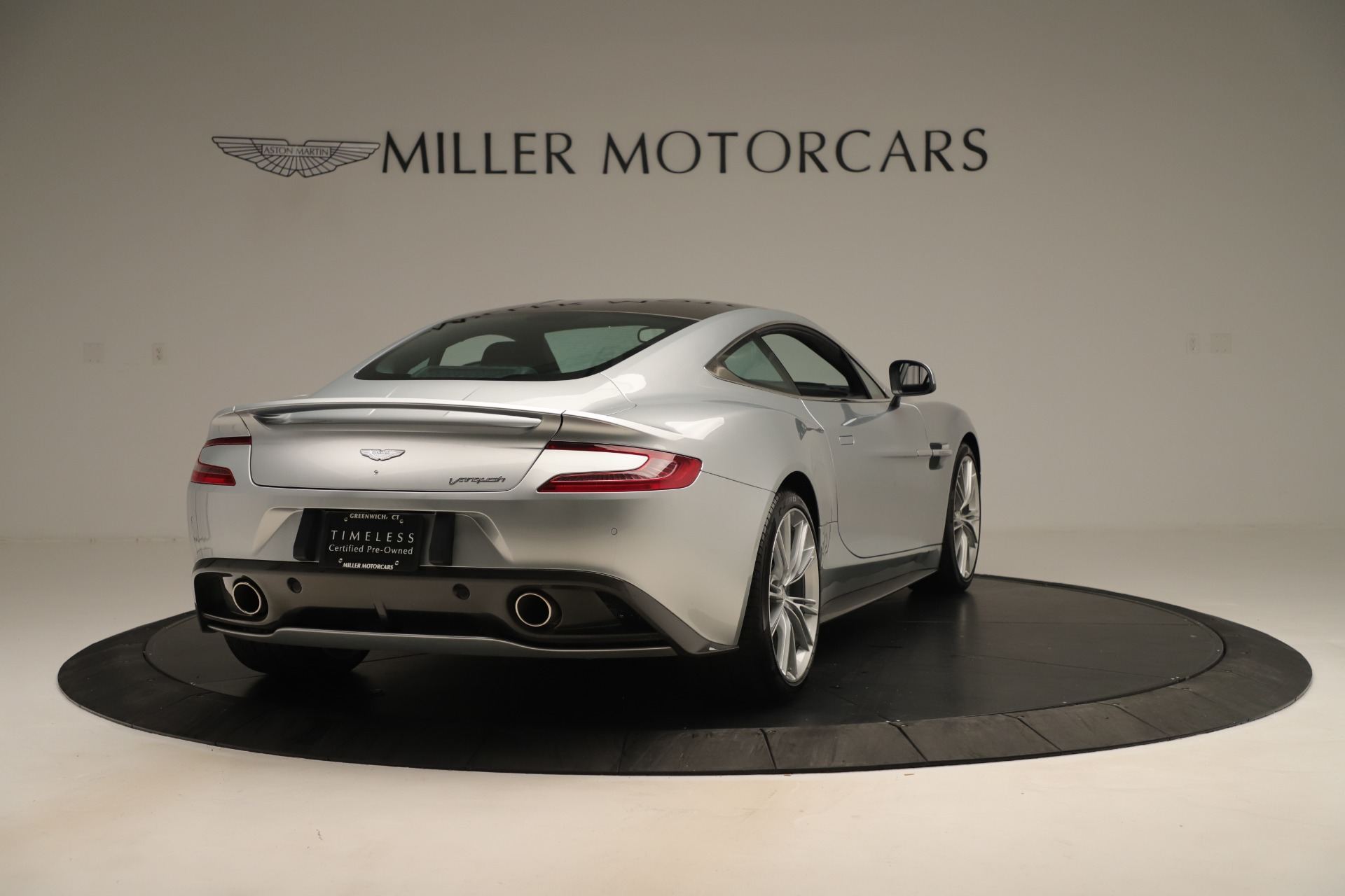 Used 2014 Aston Martin Vanquish Coupe For Sale In Westport, CT 3445_p6