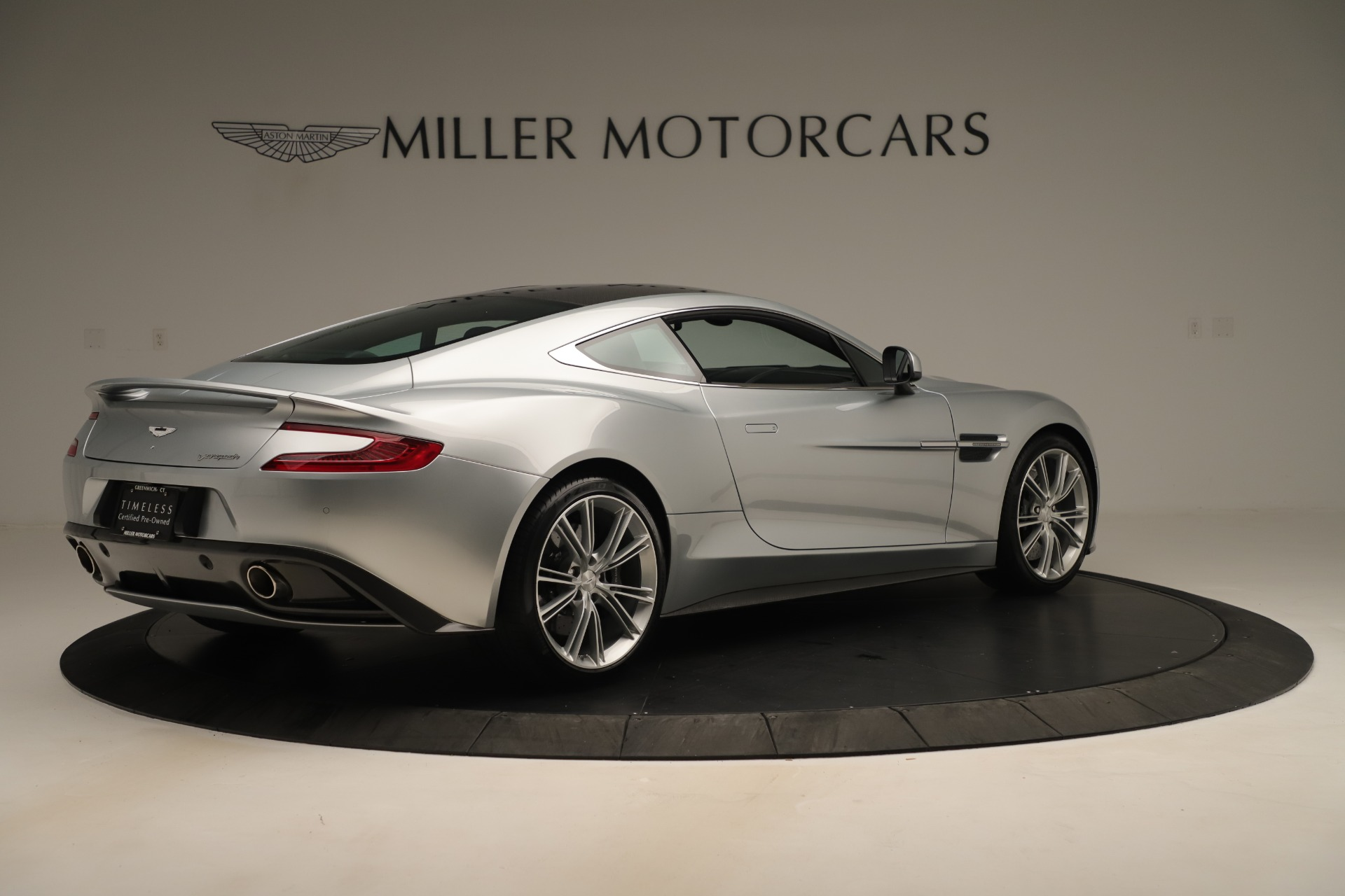 Used 2014 Aston Martin Vanquish Coupe For Sale In Westport, CT 3445_p7