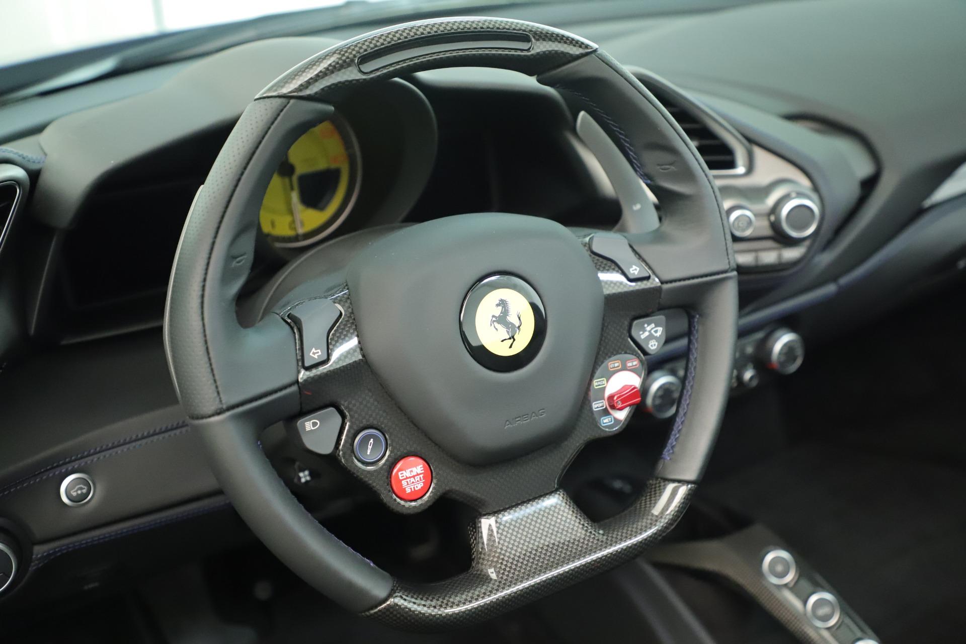 Used 2019 Ferrari 488 Spider  For Sale In Westport, CT 3448_p26